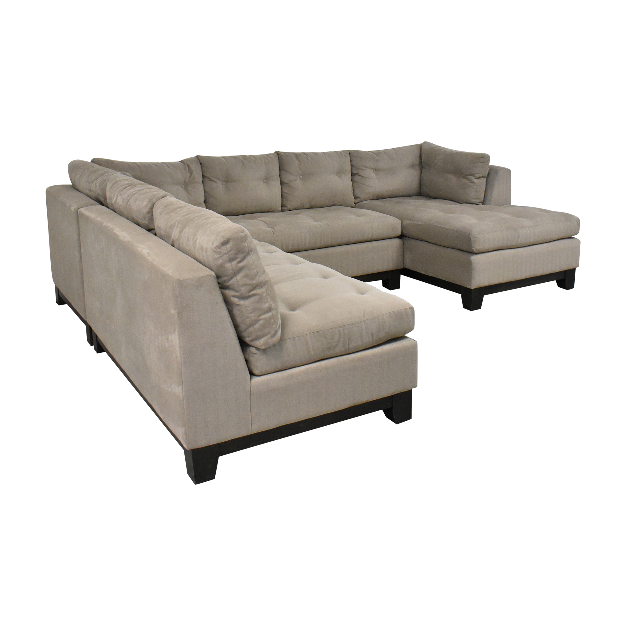 Arhaus Arhaus Camden Collection Chaise Sectional Sofa second hand