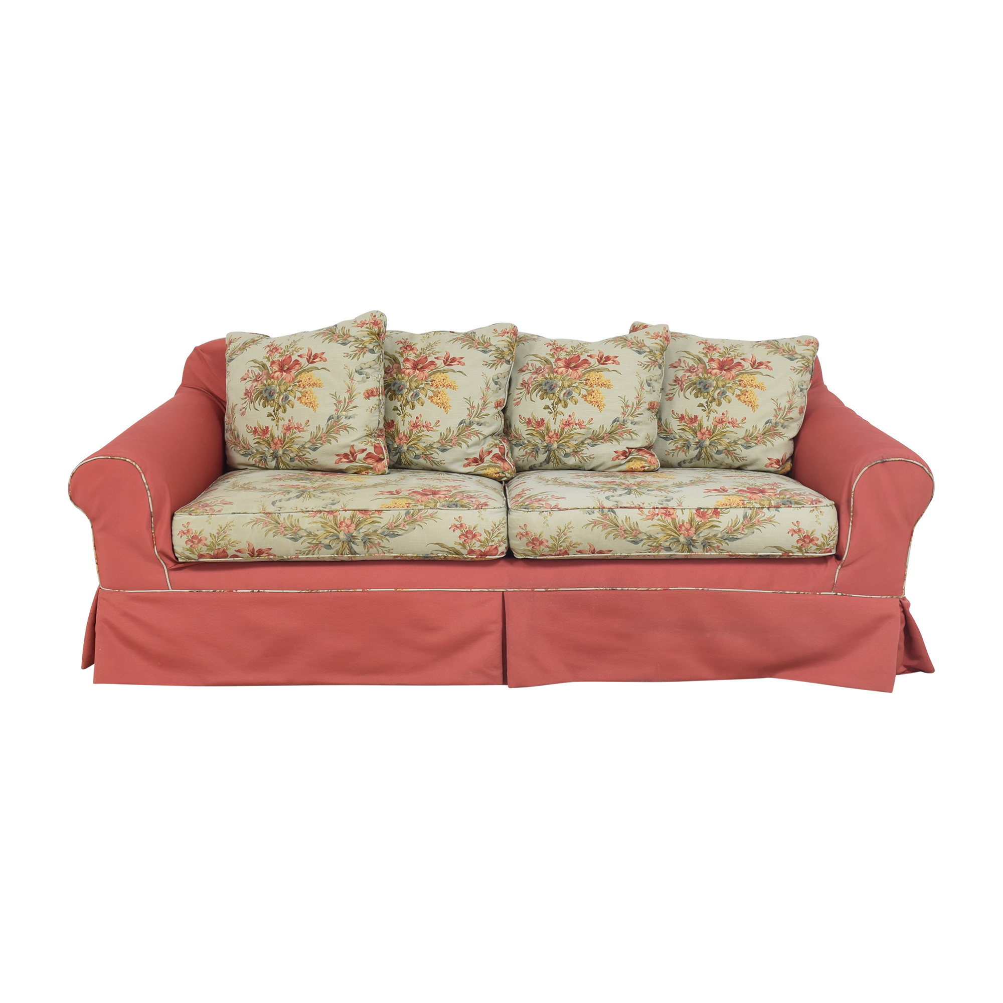shop Ethan Allen Ethan Allen Slipcovered Sofa online