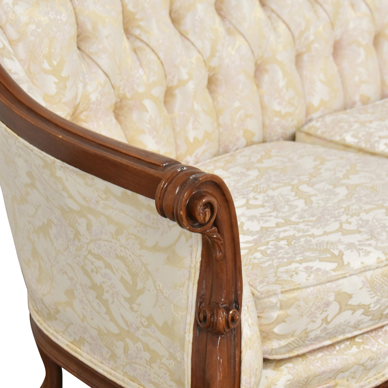 Cellini Cellini Victorian Style Sofa