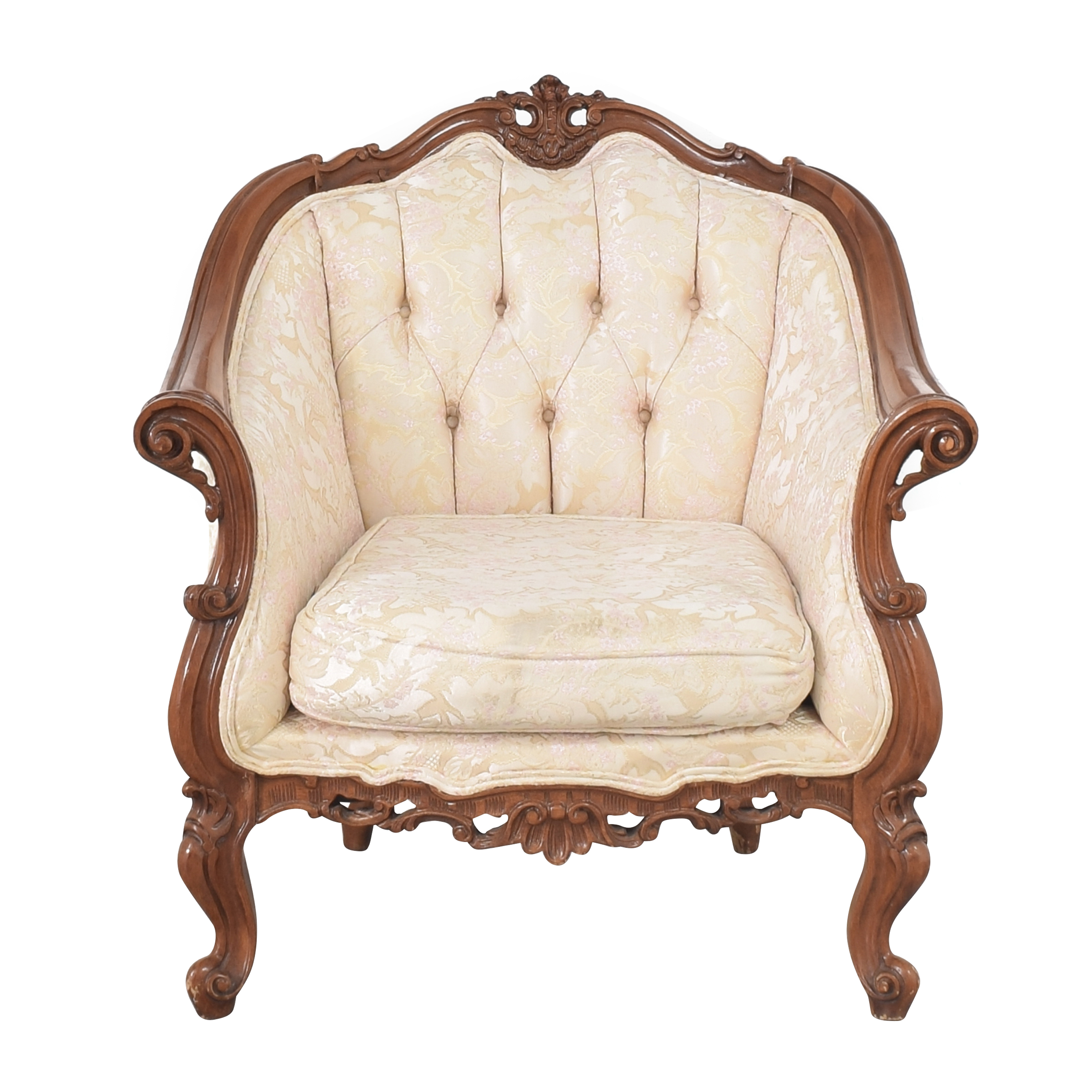 Cellini Cellini Victorian Style Accent Chair Accent Chairs
