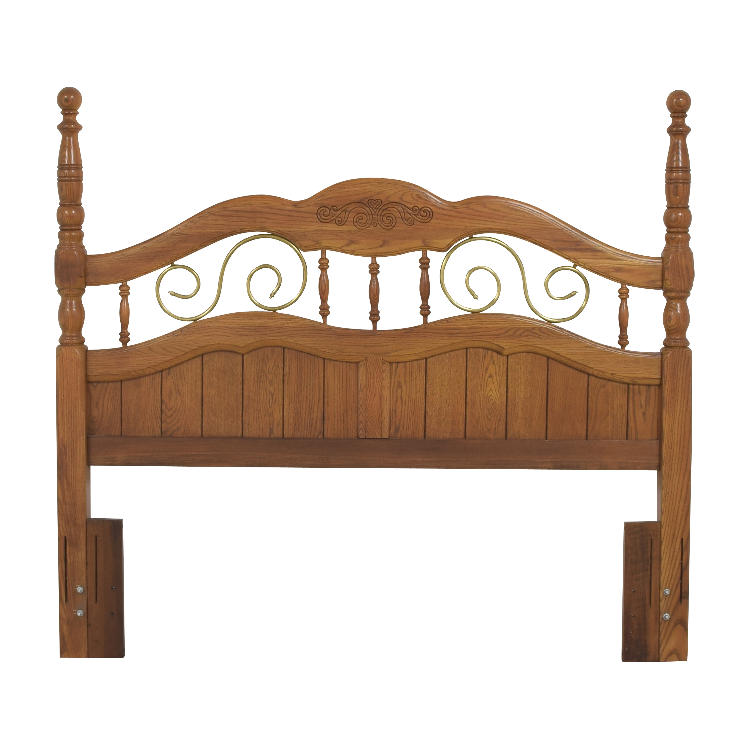 Stanley Furniture Stanley Furniture Queen Poster Headboard nj