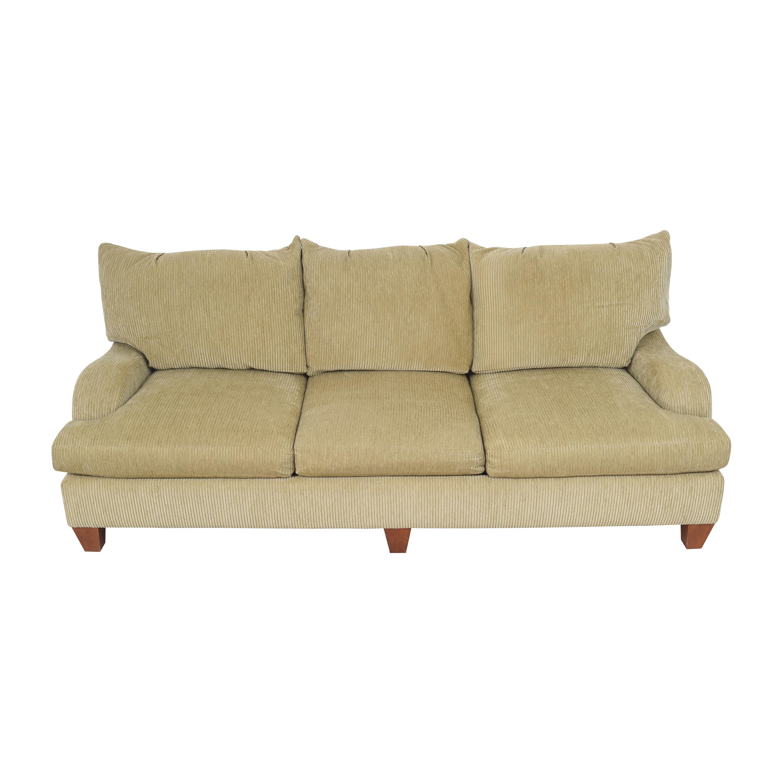 Bernhardt Bernhardt Brooke Three Cushion Sofa ct