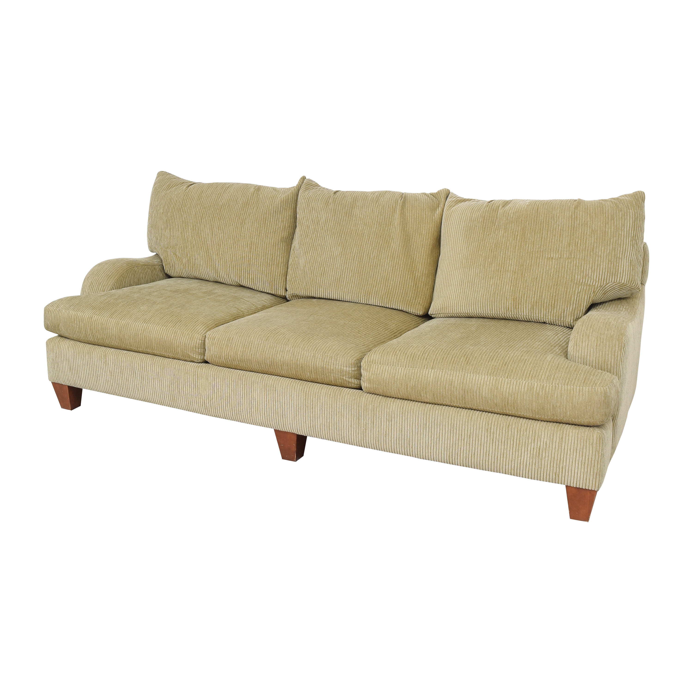 Bernhardt Brooke Three Cushion Sofa / Sofas