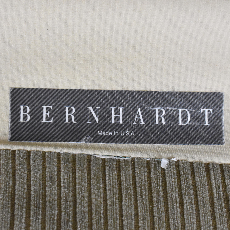 buy Bernhardt Brooke Three Cushion Sofa Bernhardt