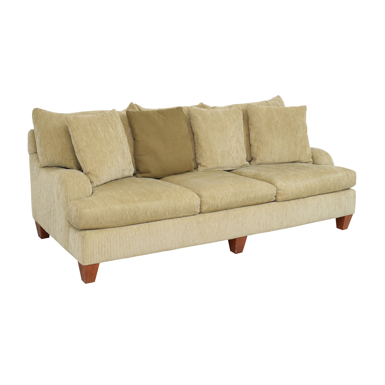 buy Bernhardt Bernhardt Brooke Three Cushion Sofa online