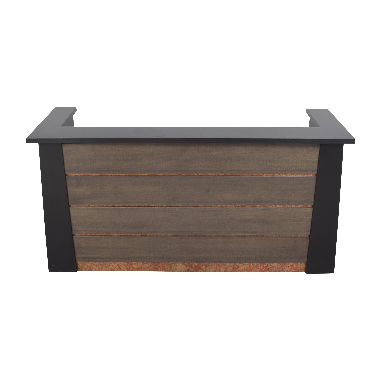 Urbangreen Furniture Urbangreen Furniture Custom Reception Desk Cabinets & Sideboards
