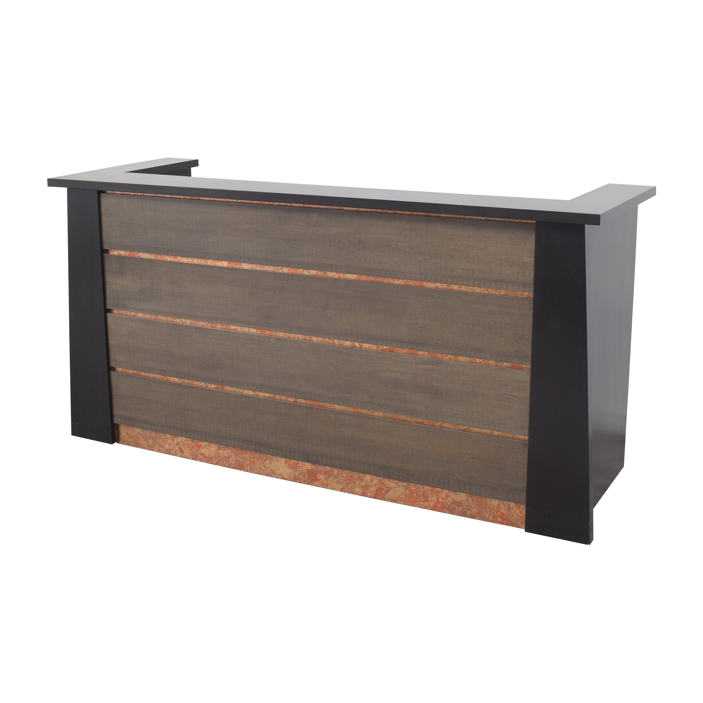buy Urbangreen Furniture Urbangreen Furniture Custom Reception Desk online