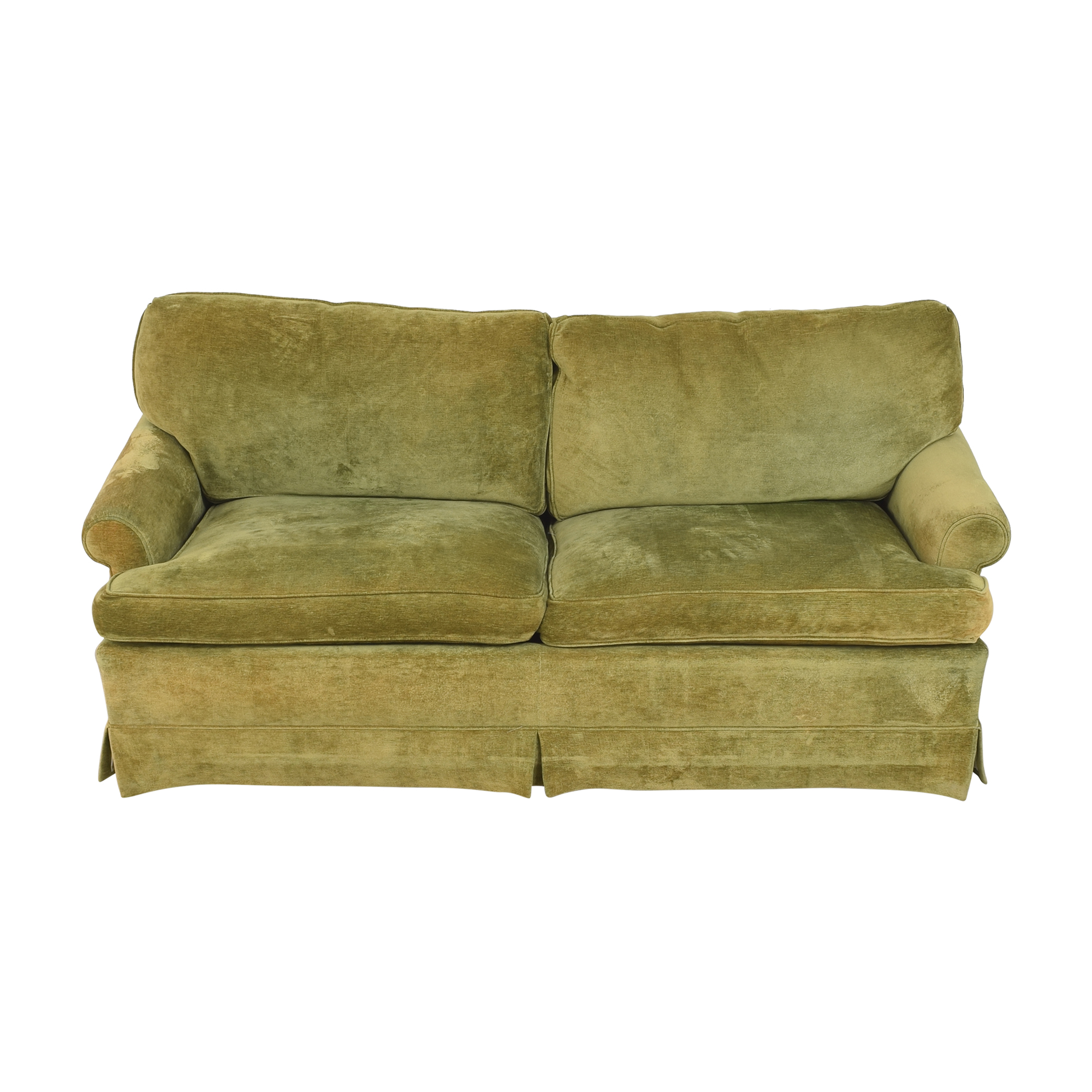 Hickory Springs Hickory Springs Two Cushion Sleeper Sofa ma