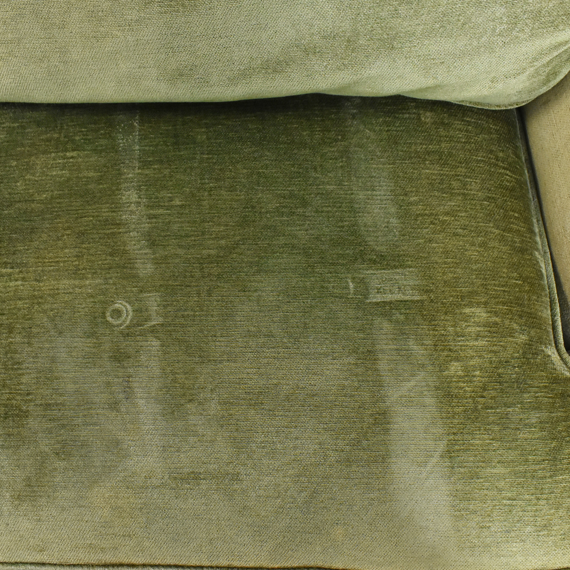 Hickory Springs Hickory Springs Two Cushion Sleeper Sofa used