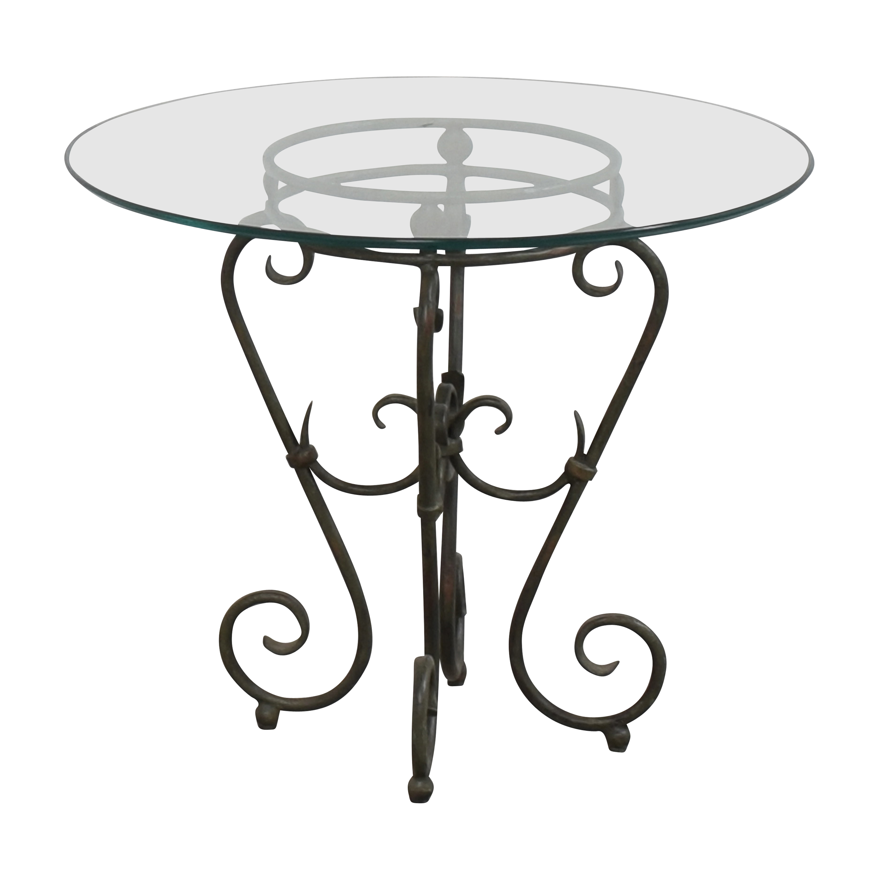 Round Top Side Table End Tables