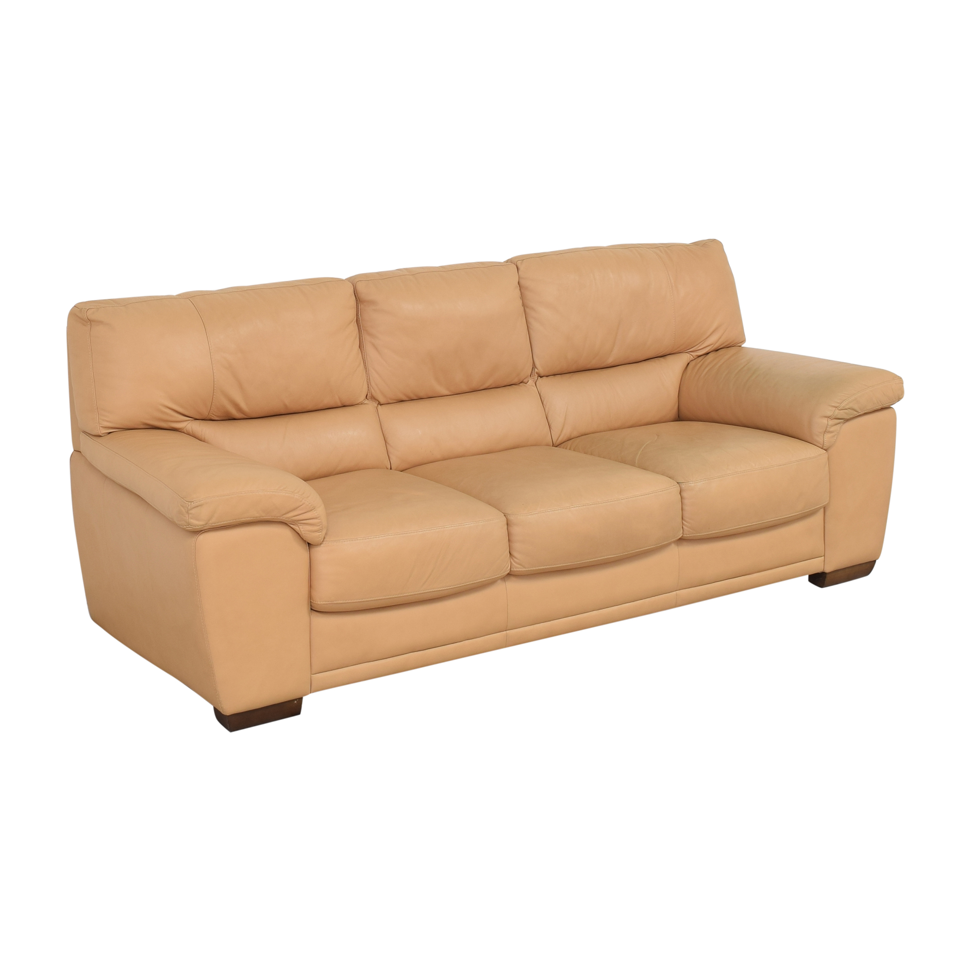 buy Nicoletti by JH Hicolty Three Cushion Sofa Nicoletti Home Classic Sofas