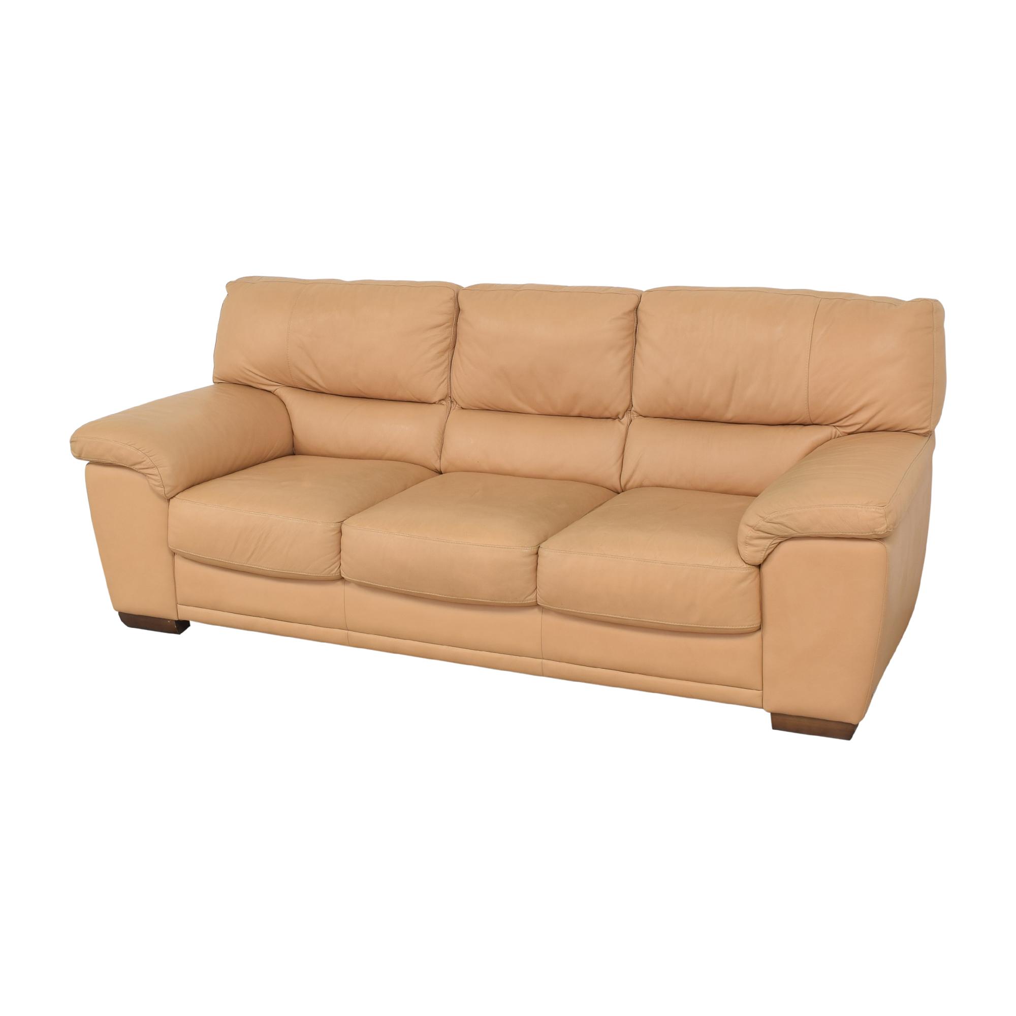 buy Nicoletti Home Nicoletti by JH Hicolty Three Cushion Sofa online