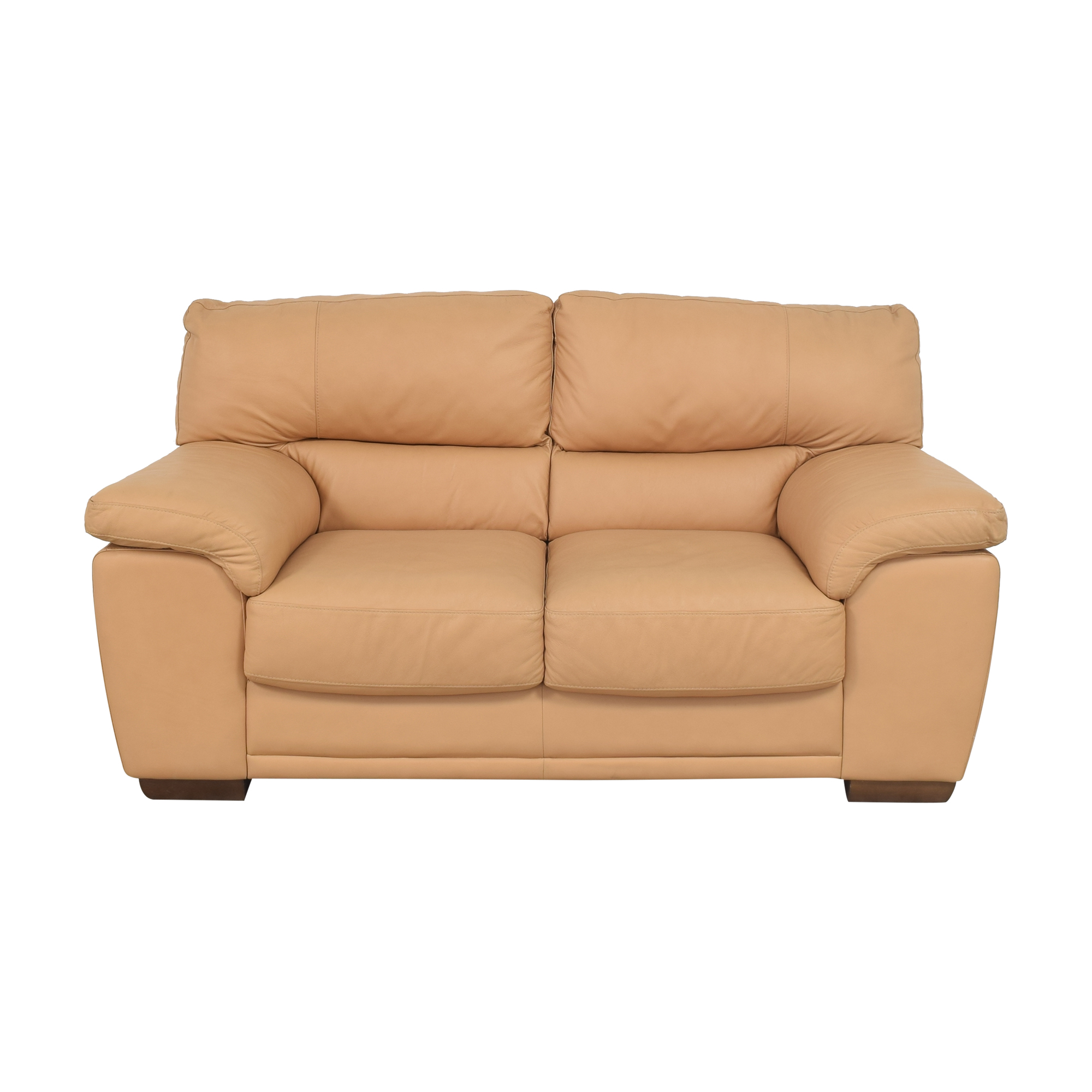 shop Nicoletti Two Cushion Loveseat Nicoletti Home Loveseats