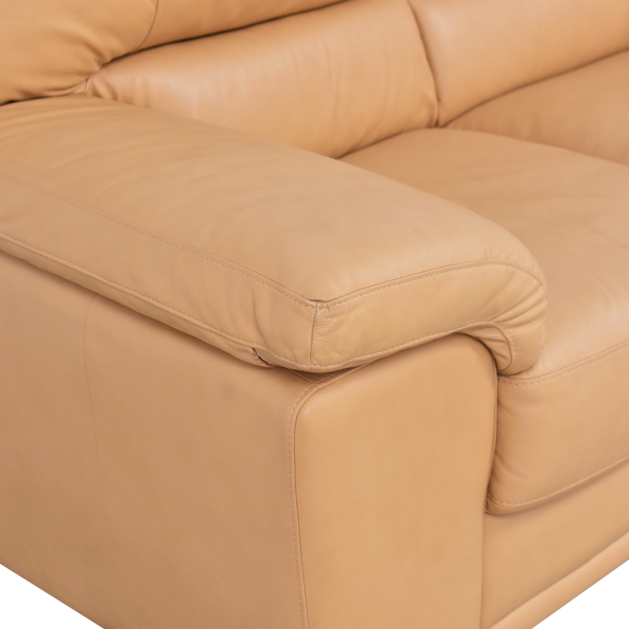 Nicoletti Two Cushion Loveseat Nicoletti Home