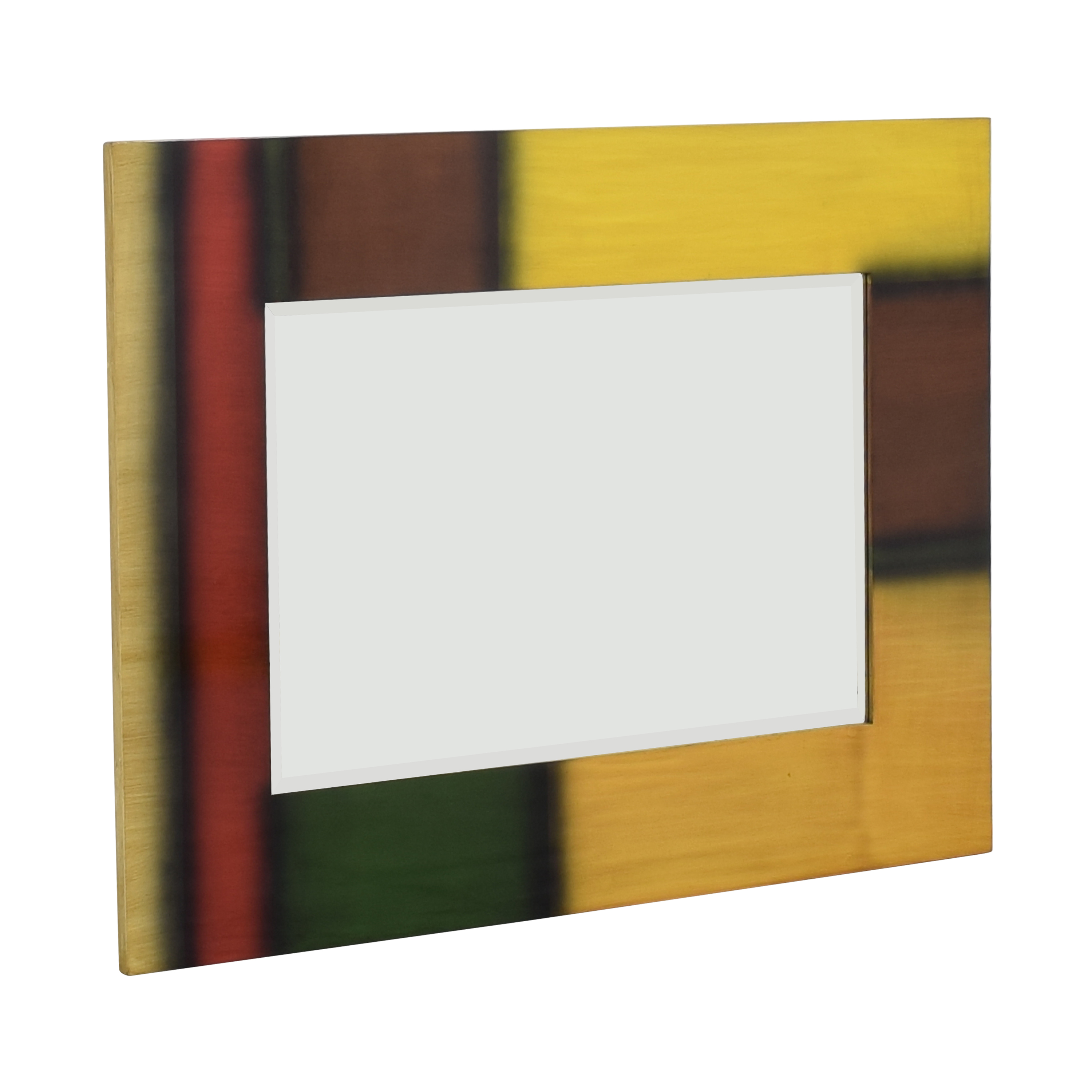 Howard Elliott Collection Howard Elliott Collection Ombre Large Framed Mirror Decor