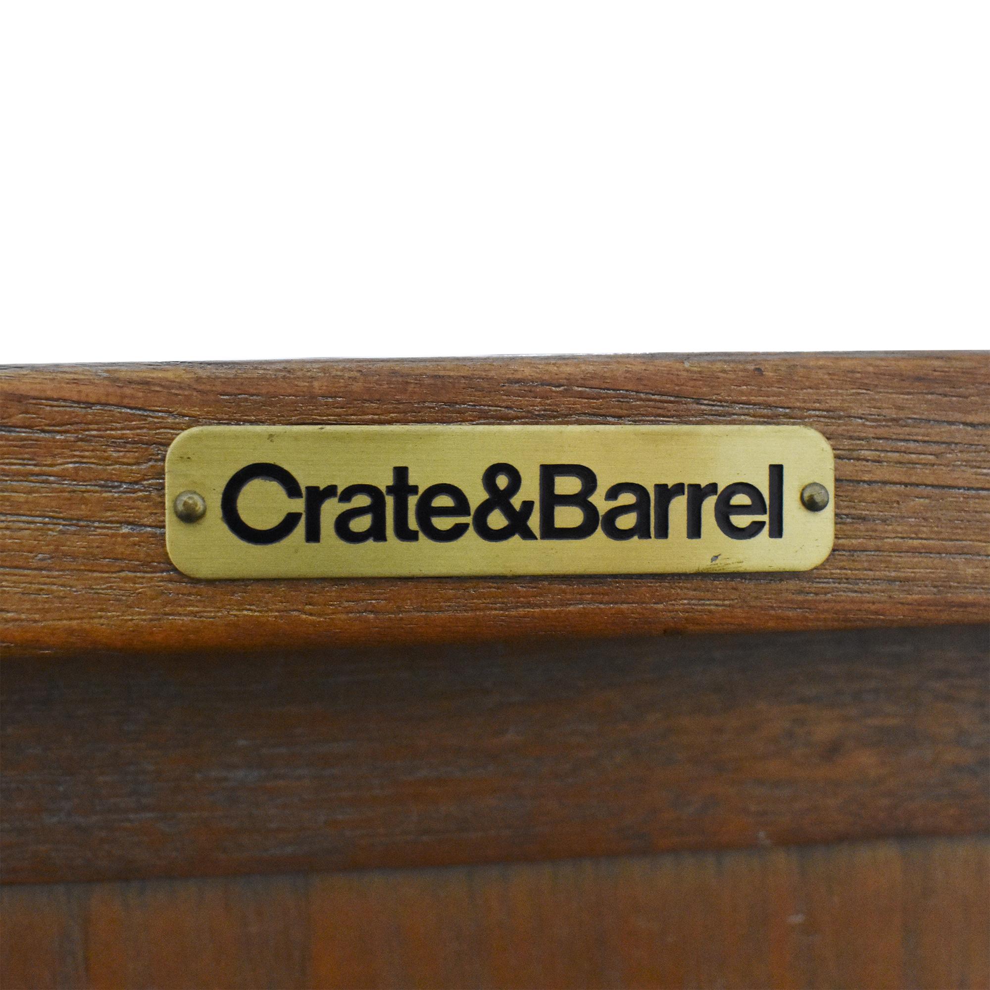 Crate & Barrel Crate & Barrel Kipling Buffet Cabinet Cabinets & Sideboards