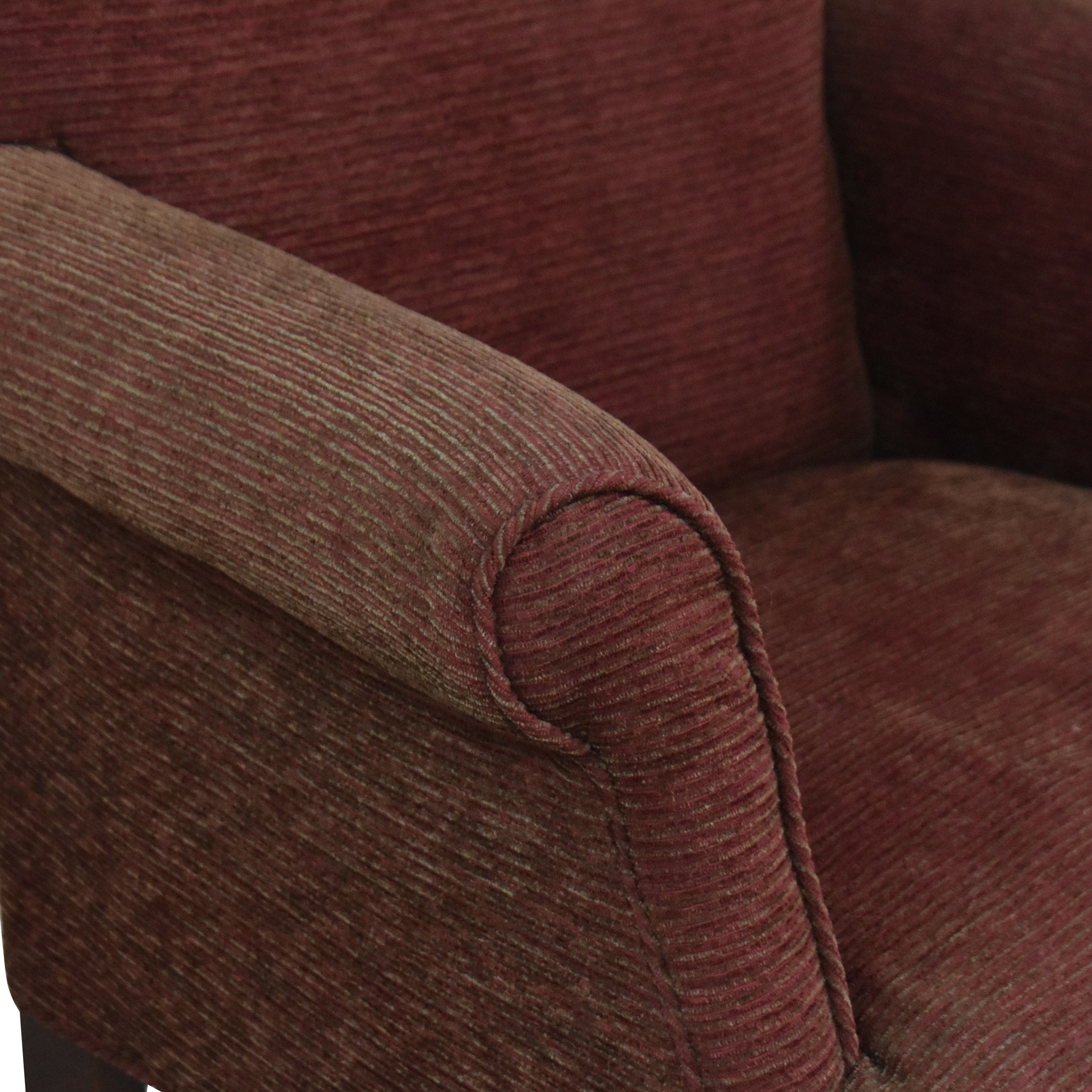 Crate & Barrel Crate & Barrel Upholstered Arm Chair dimensions