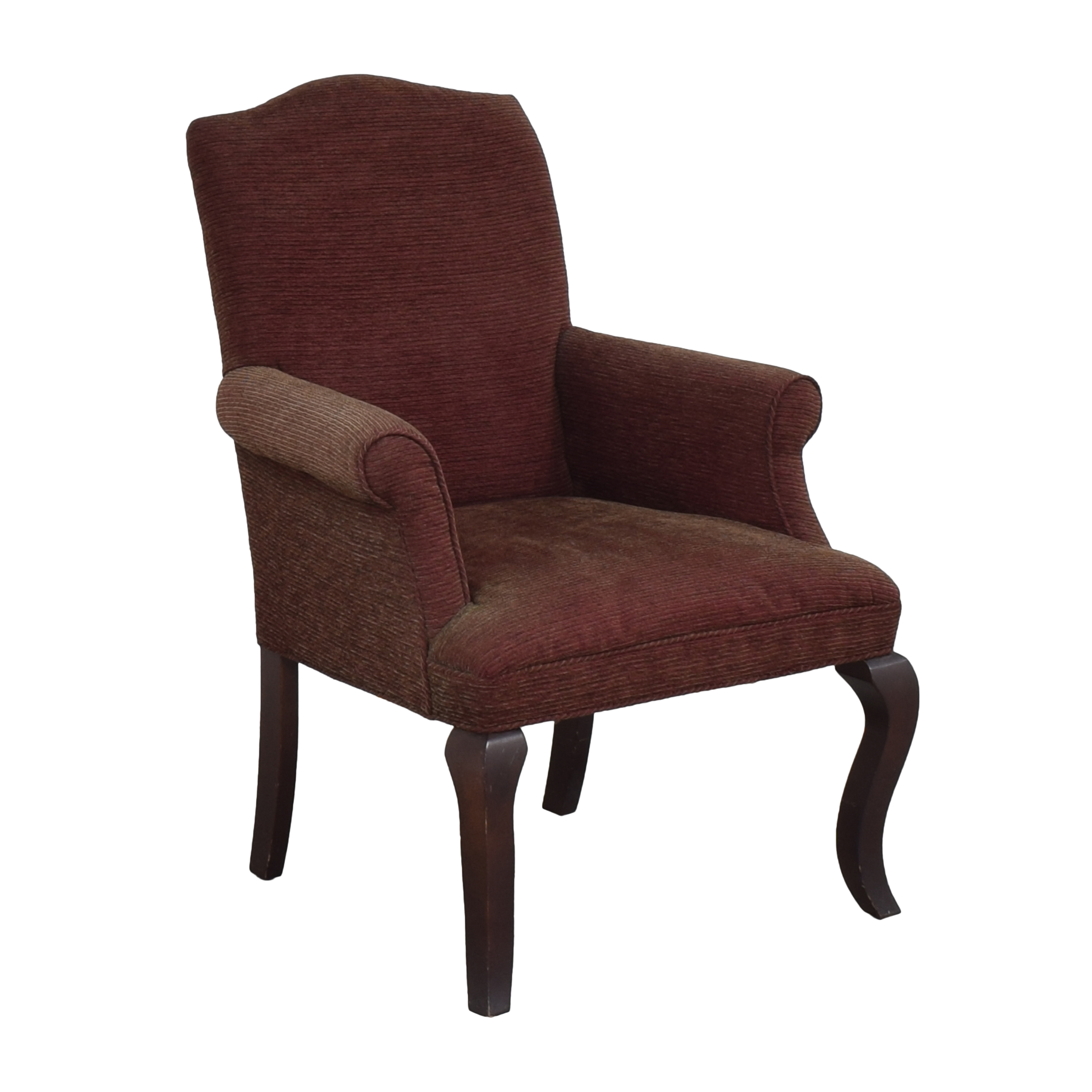 Crate & Barrel Upholstered Arm Chair Crate & Barrel