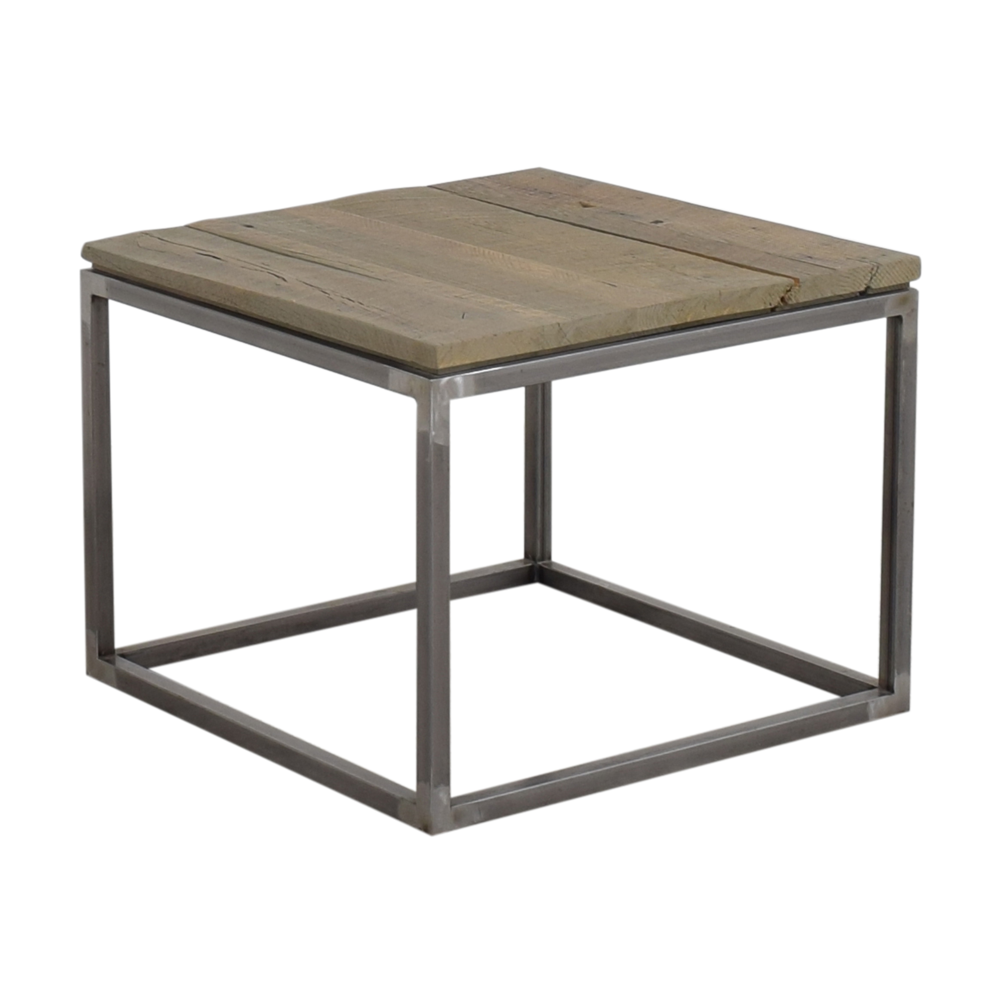 shop Mitchell Gold + Bob Williams Reclaimed Side Table Mitchell Gold + Bob Williams