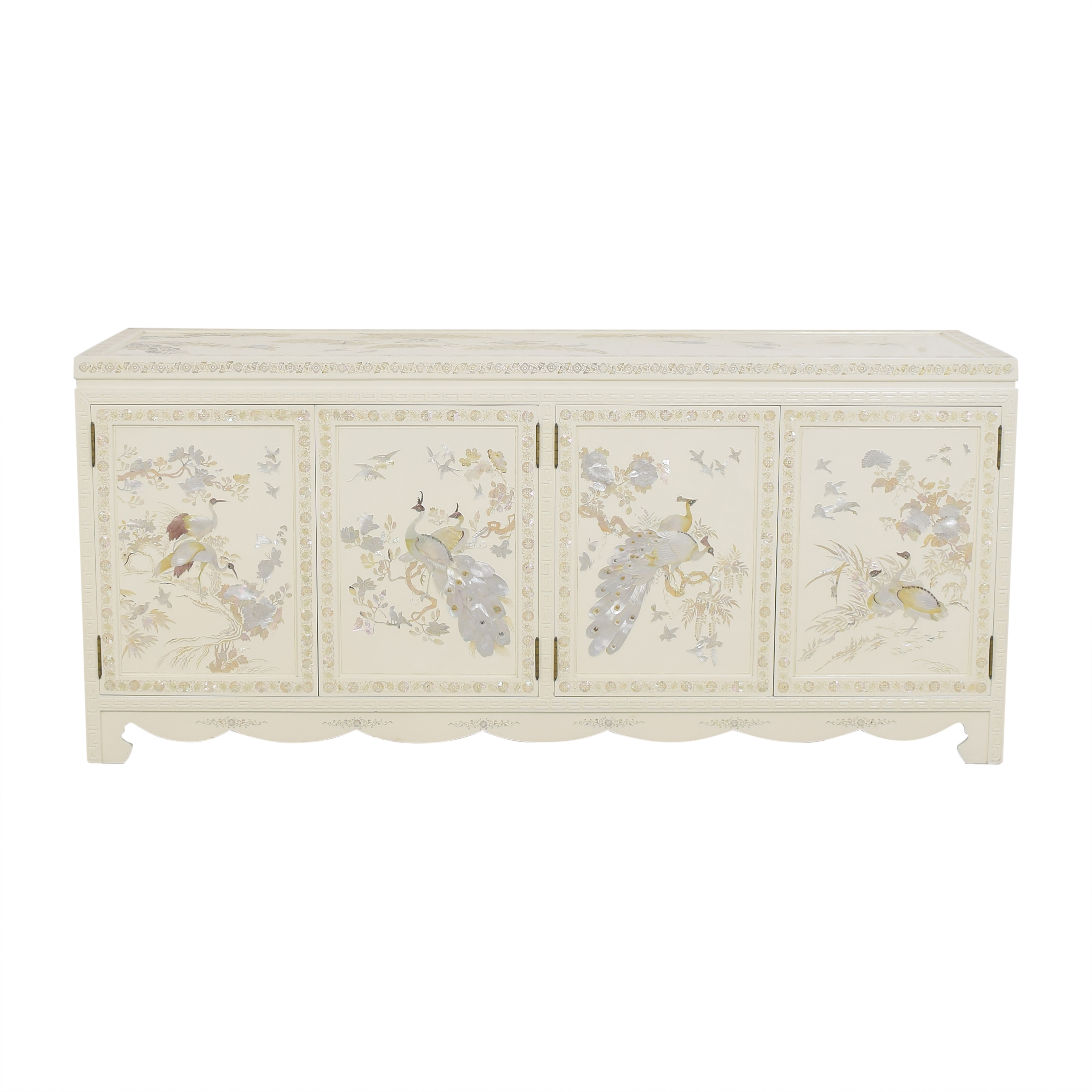 Decorative Four Door Sideboard Cabinets & Sideboards