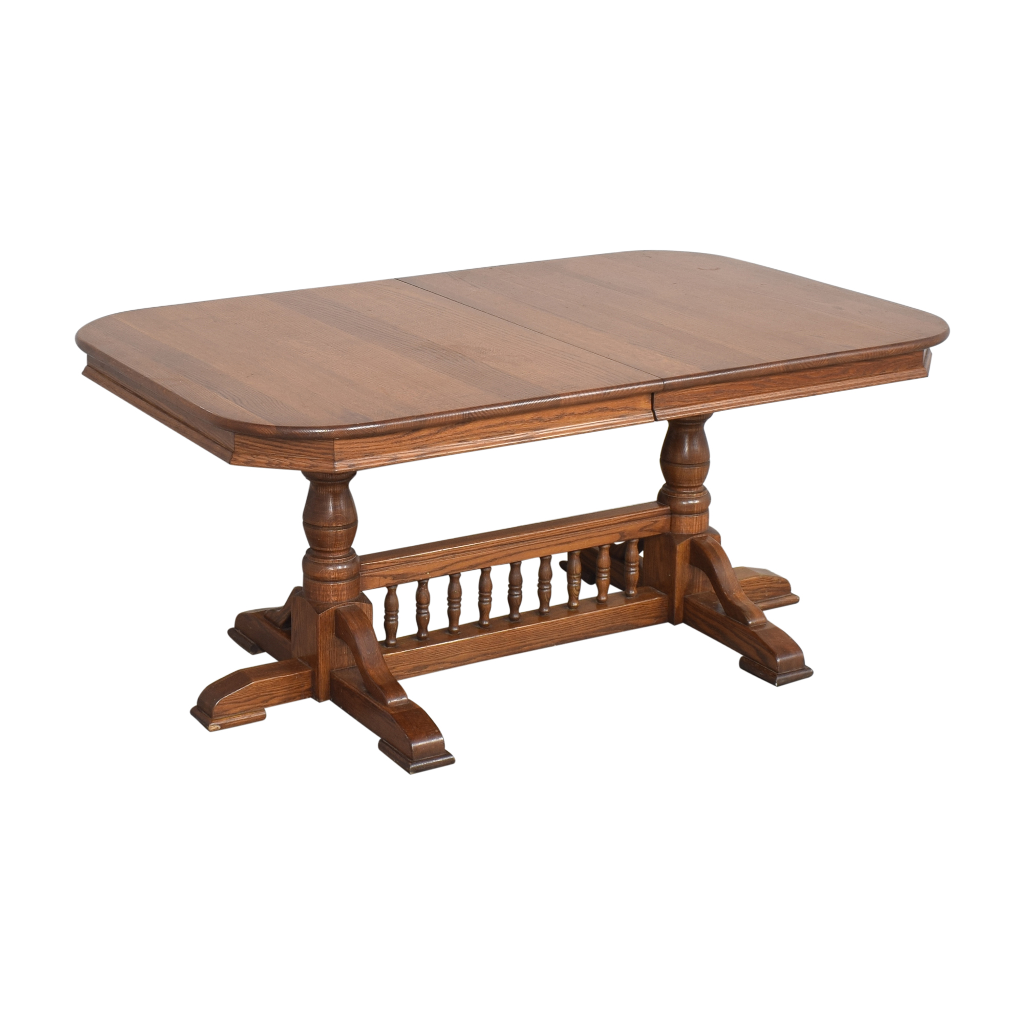 buy Trestle Dining Table  Tables