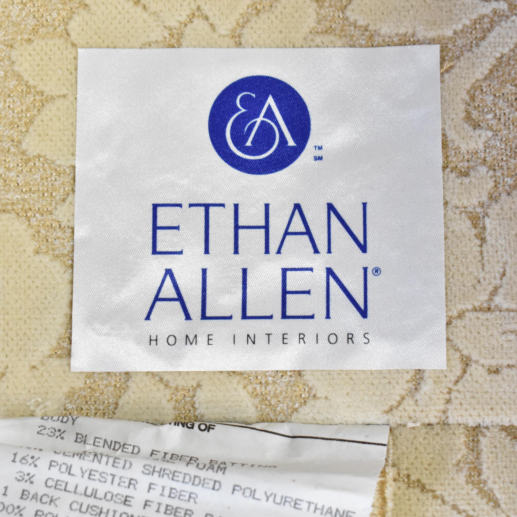 Ethan Allen Ethan Allen Arc Chair second hand