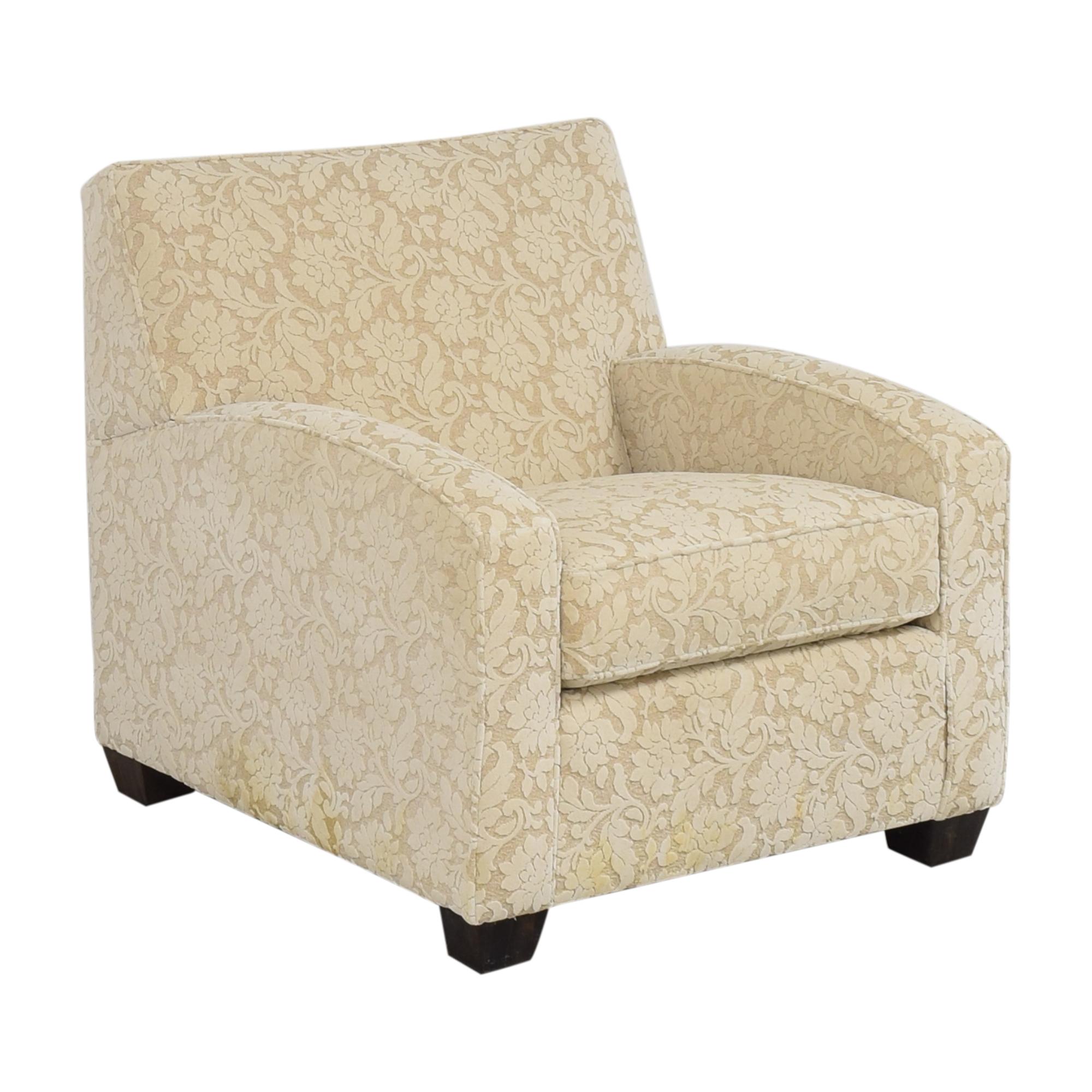 Ethan Allen Arc Chair / Accent Chairs