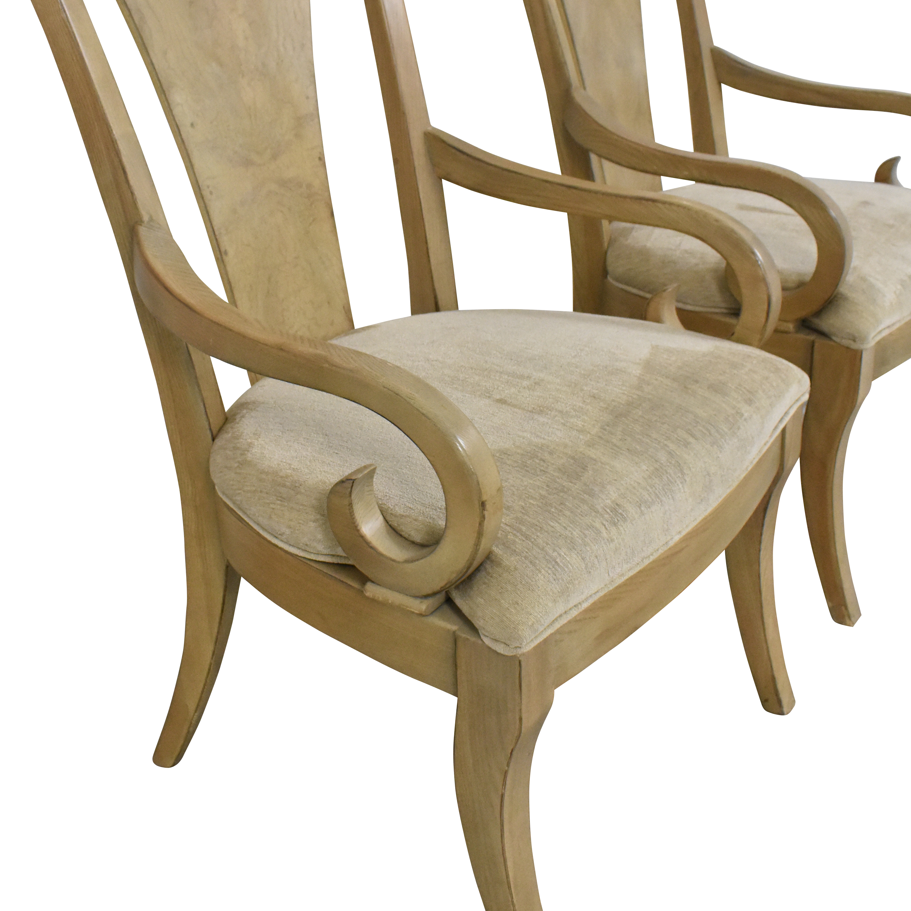buy Drexel Heritage Dining Arm Chairs Drexel Heritage Chairs
