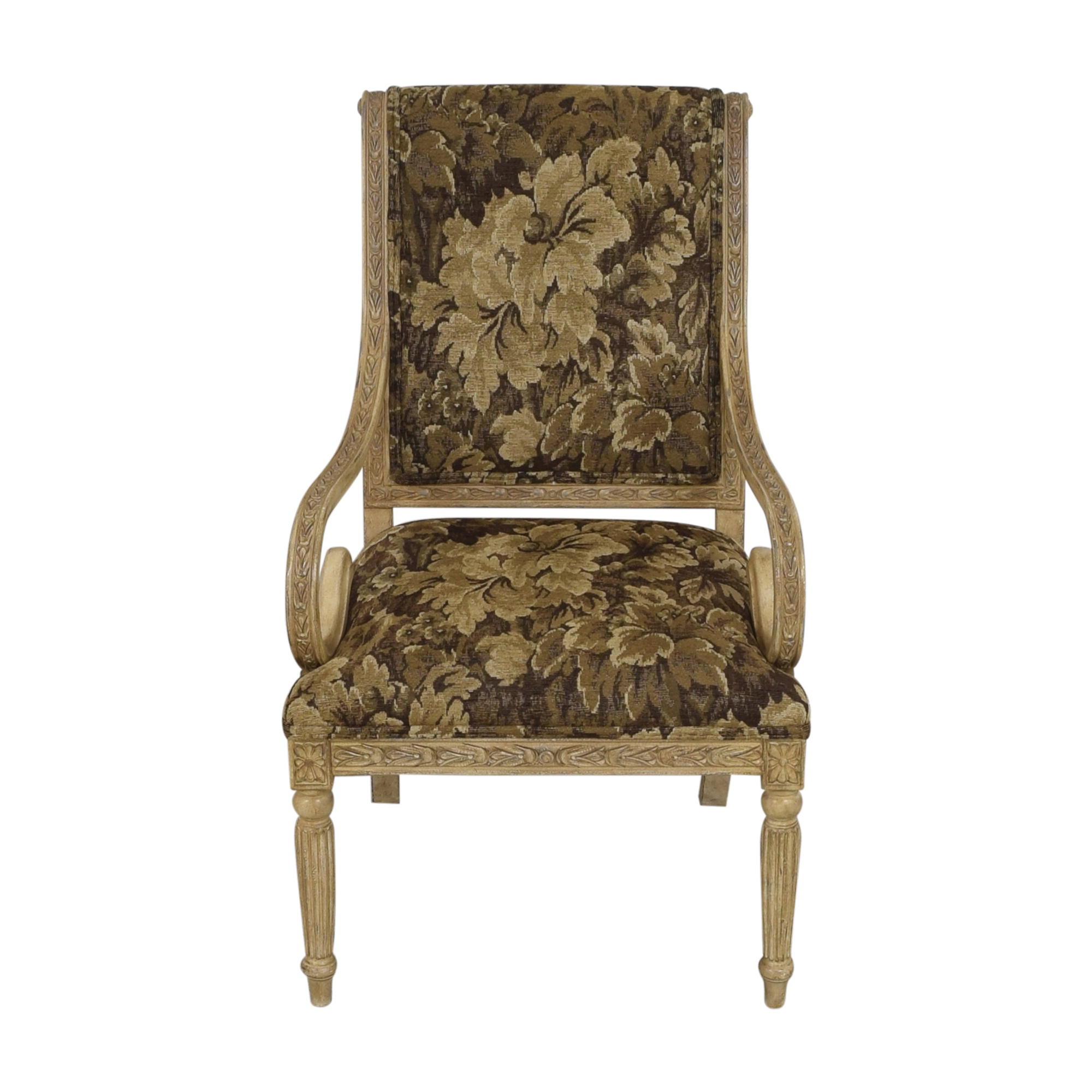 Calico Decorative Accent Chair / Accent Chairs