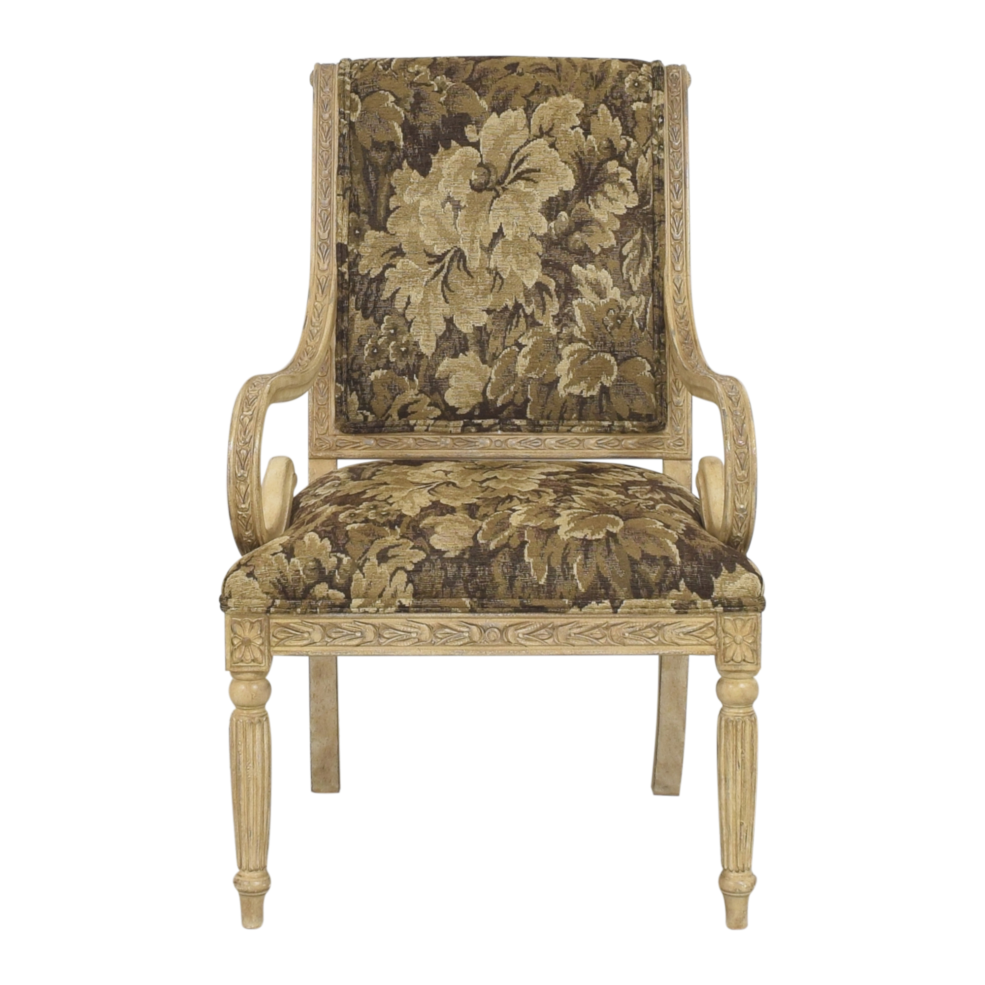 shop Calico Decorative Accent Chair Calico