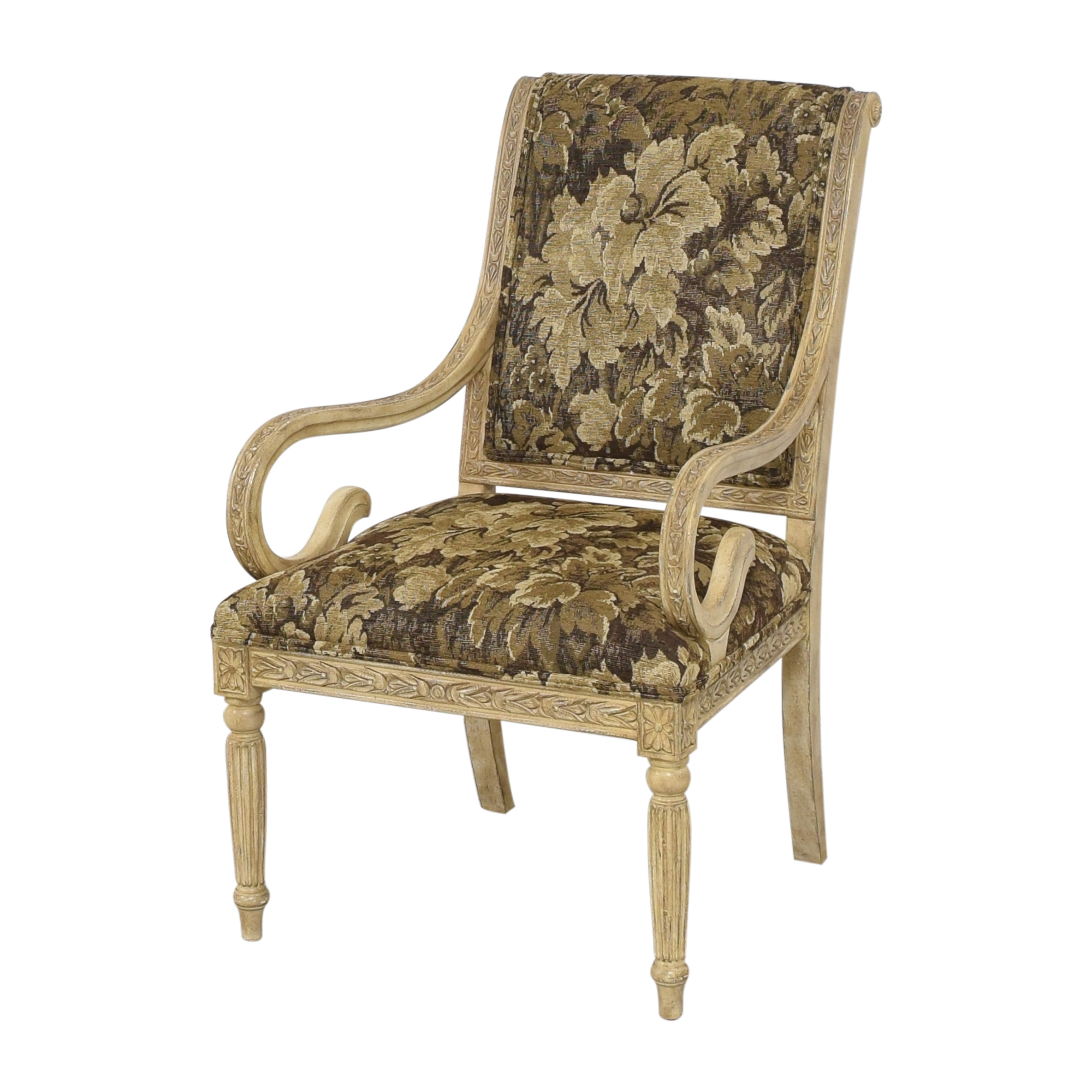 Calico Calico Decorative Accent Chair nyc