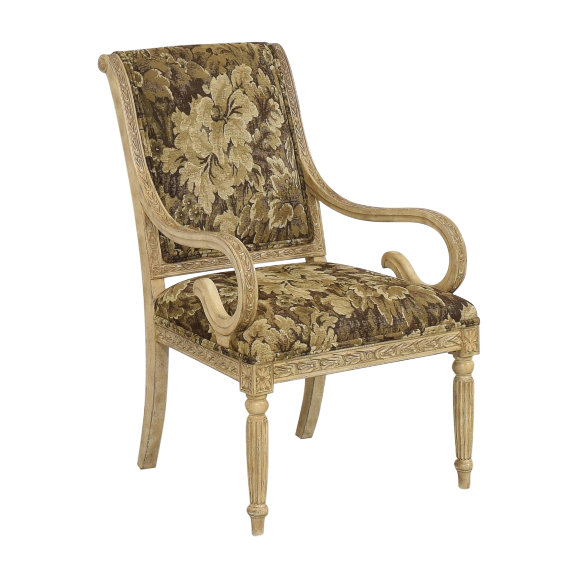 Calico Calico Decorative Accent Chair nj