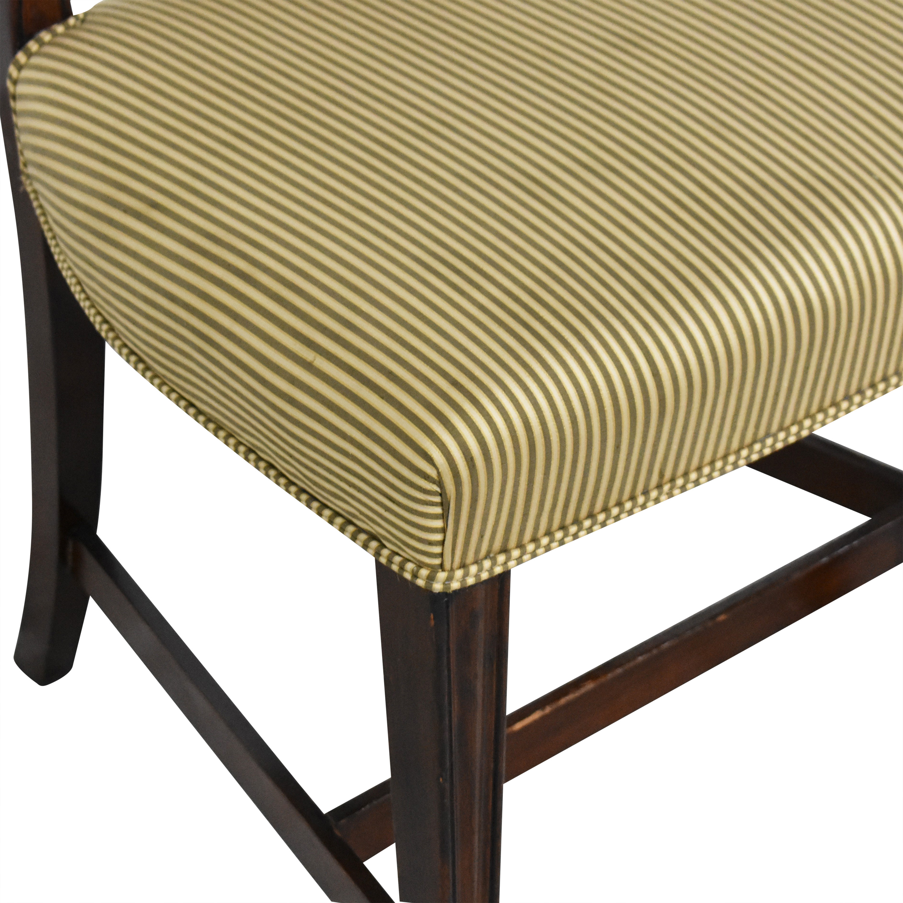 Shield Back Dining Side Chairs for sale
