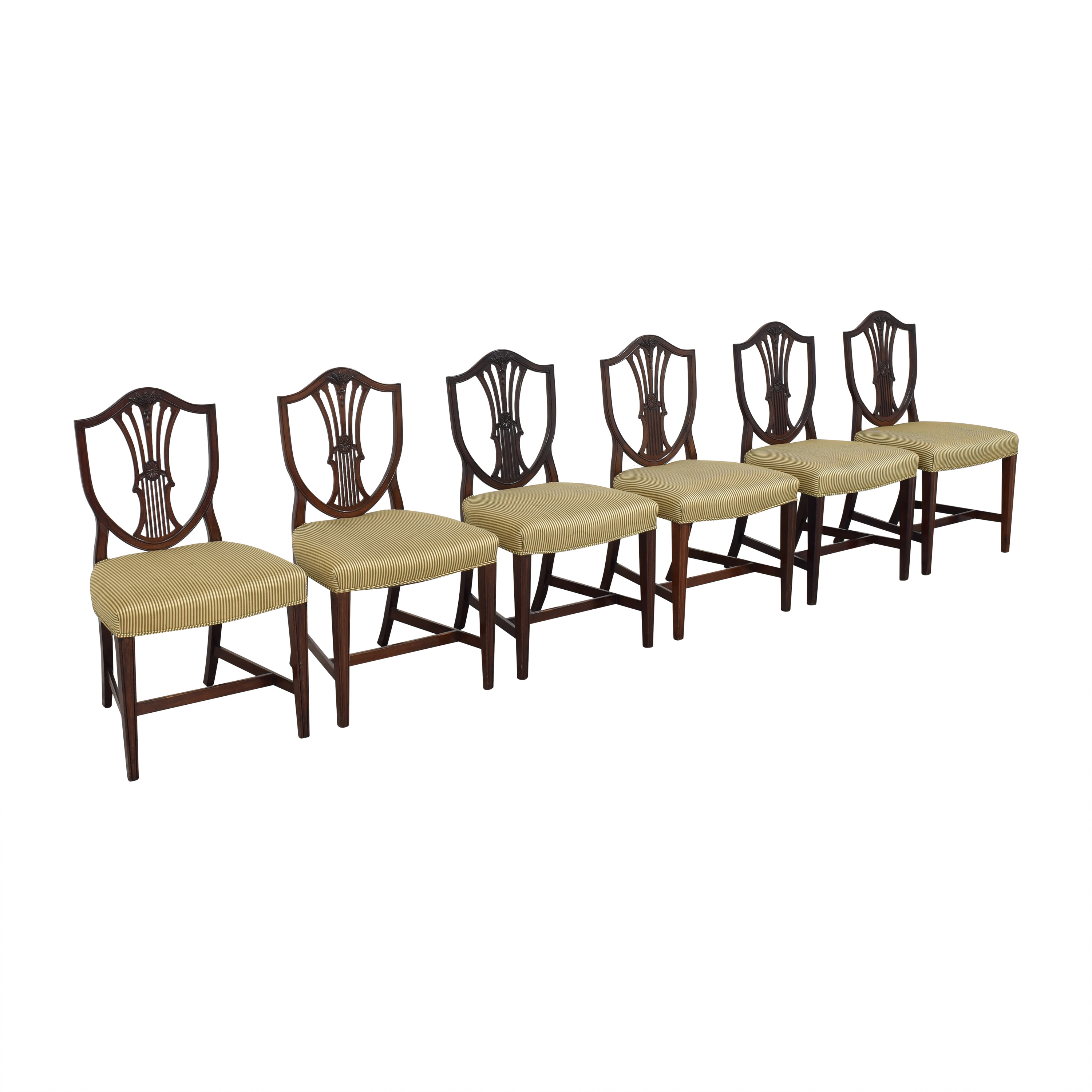 buy Shield Back Dining Side Chairs