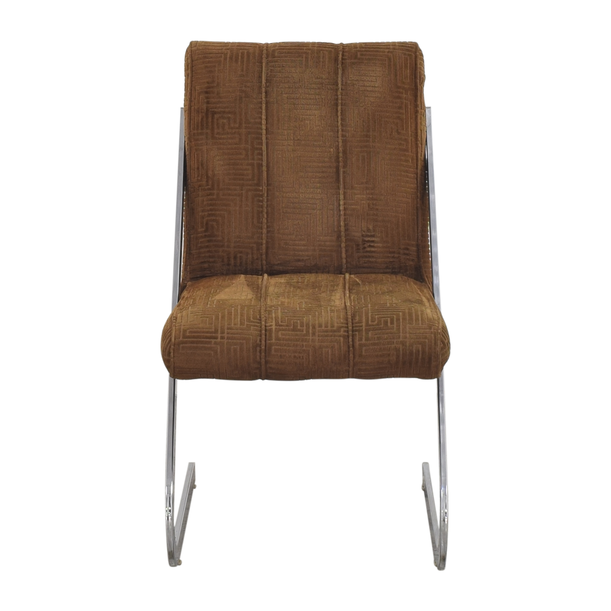 buy Milo Baughman-Style Z Chair  Accent Chairs