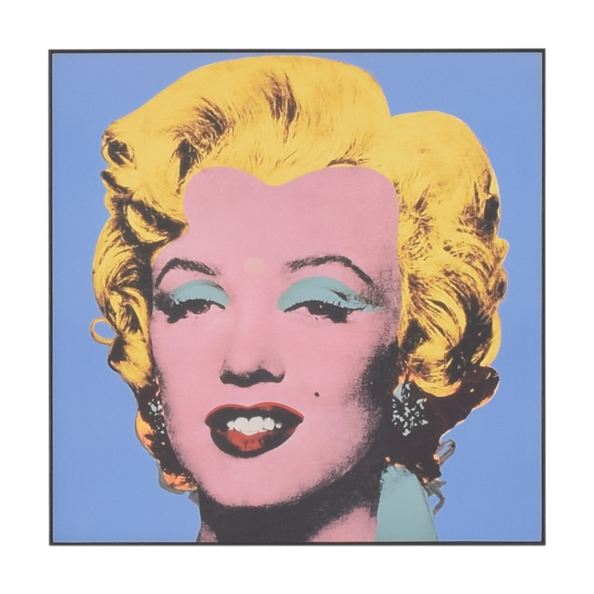 Andy Warhol Marilyn Framed Print coupon