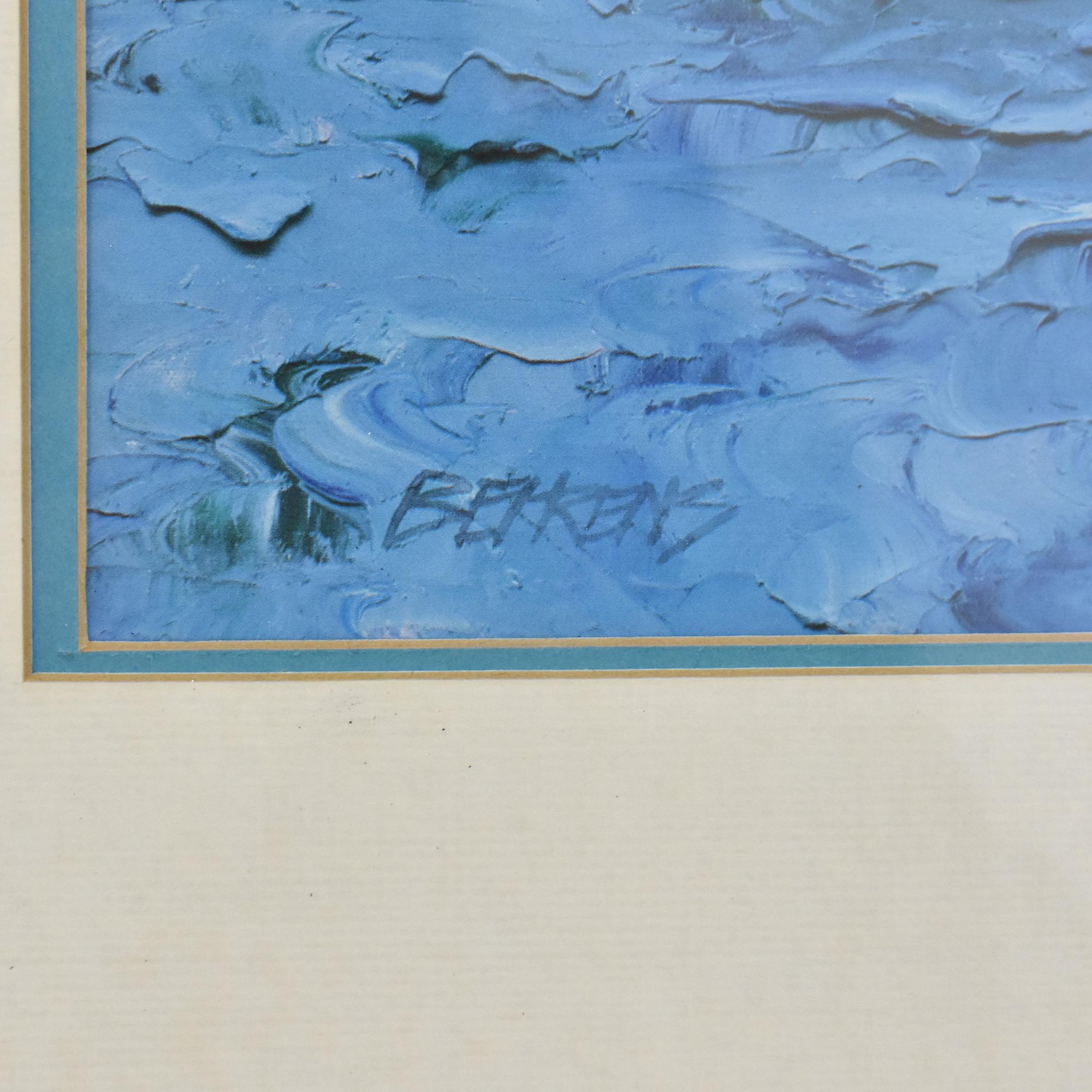 shop Lugano, Italy 1991 Wall Art