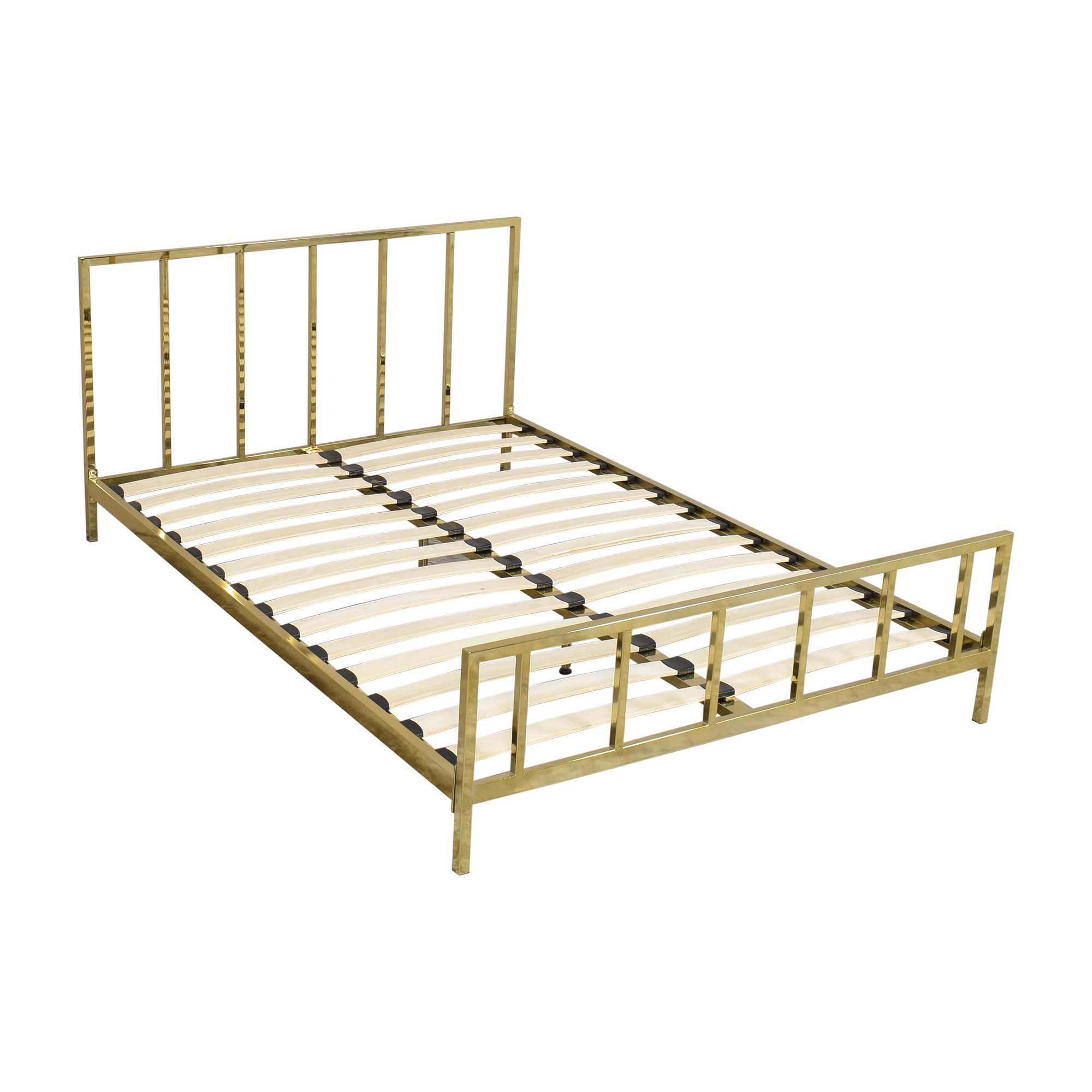 CB2 Alchemy Full Bed / Beds