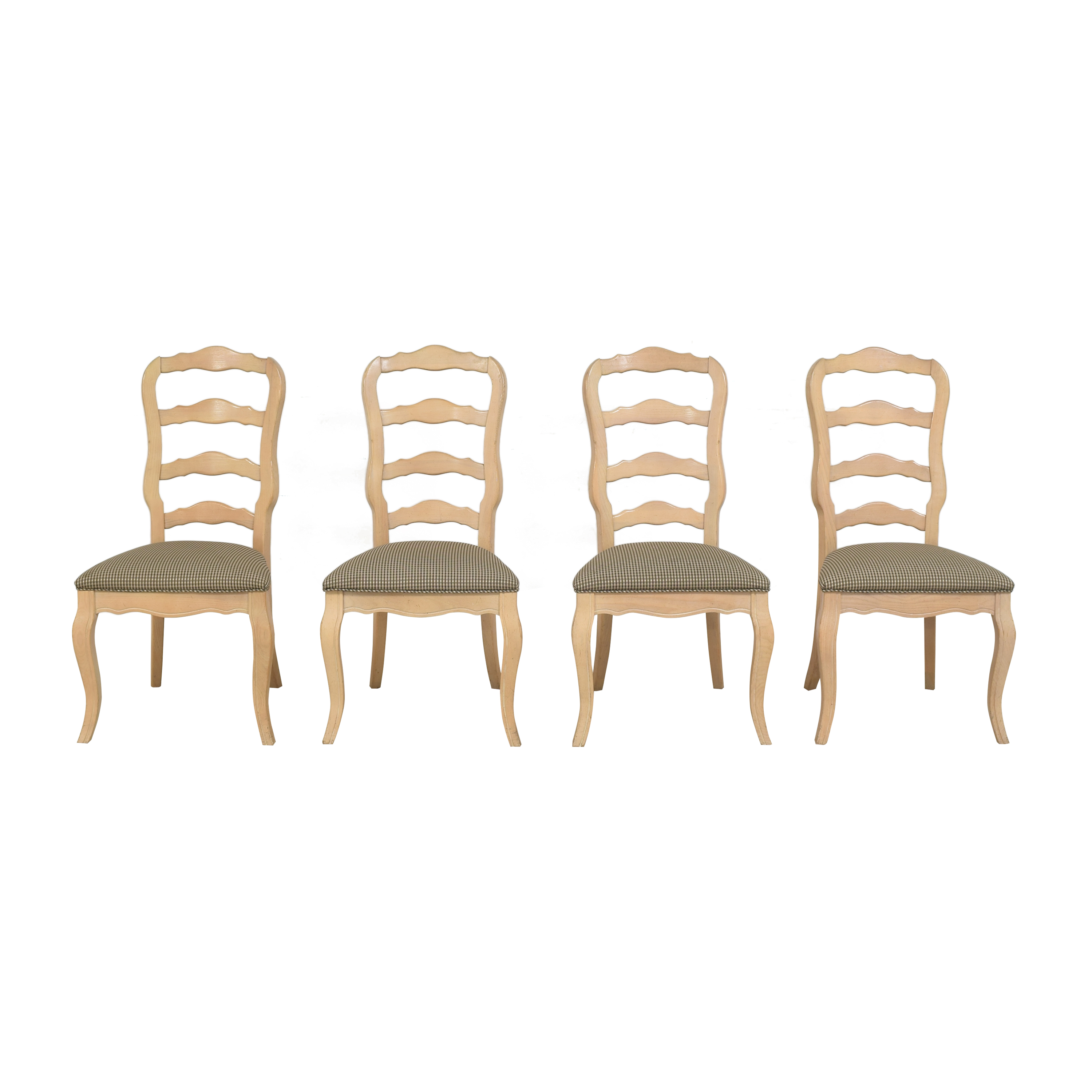 Ladder Back Dining Side Chairs ma