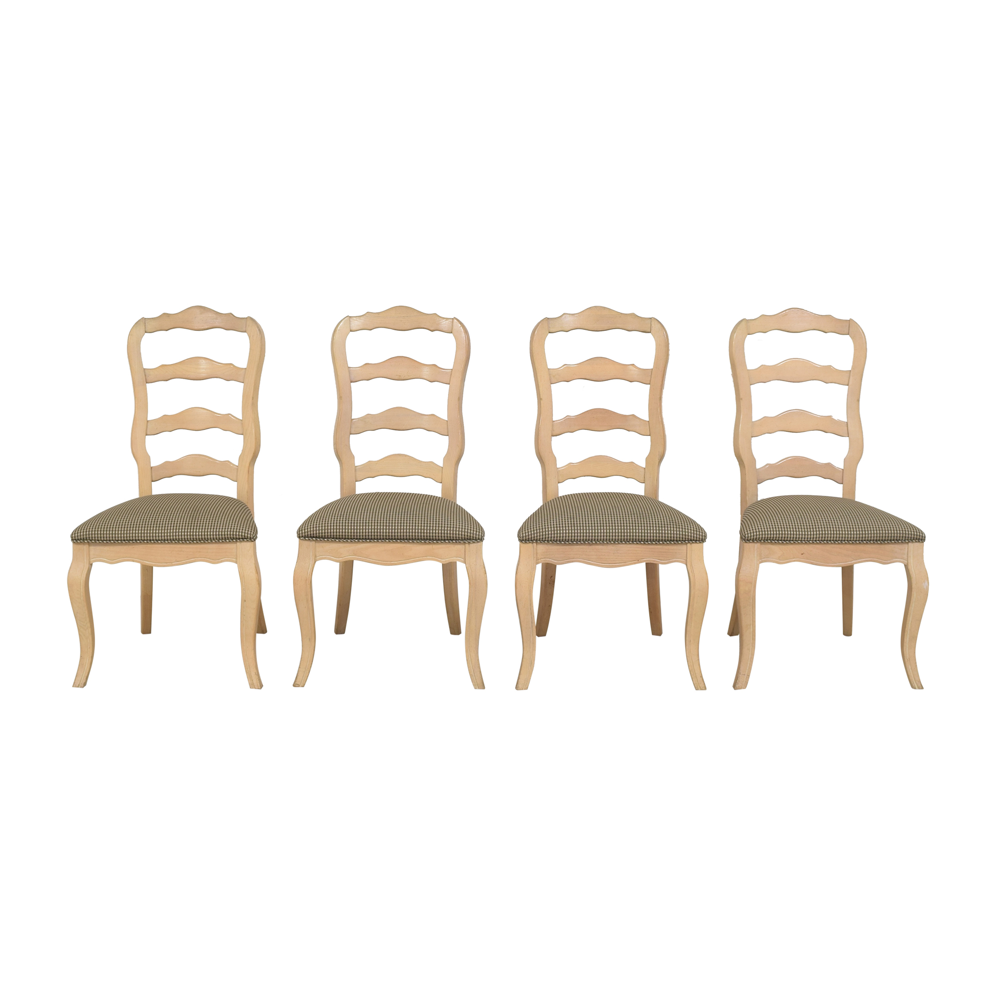 Ladder Back Dining Side Chairs sale