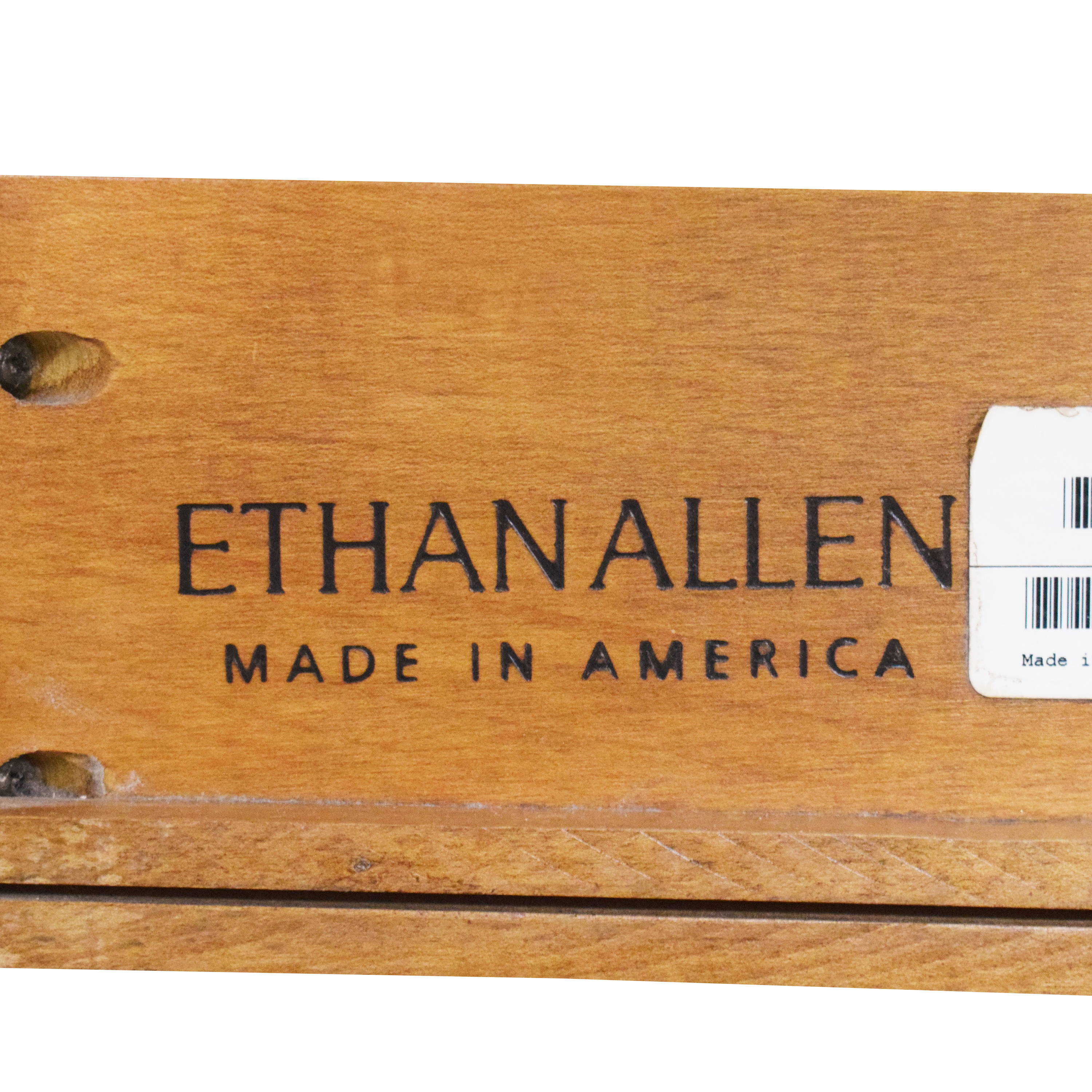 Ethan Allen Ethan Allen Country Colors Twin Bed discount