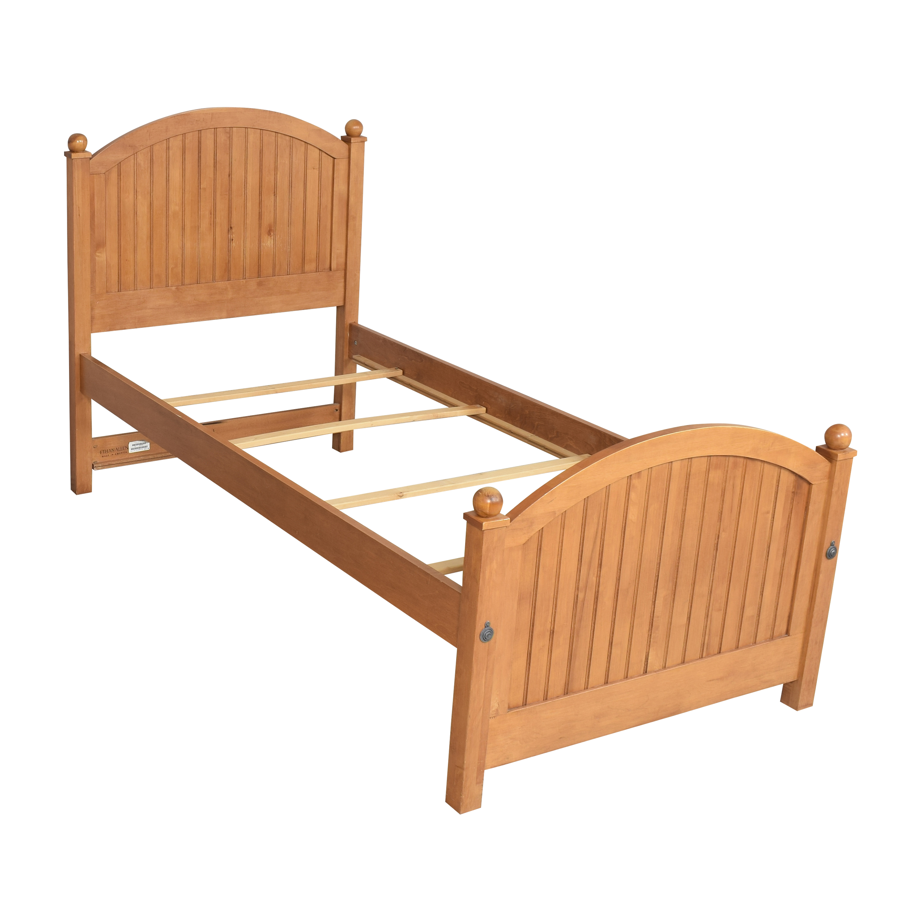Ethan Allen Ethan Allen Country Colors Twin Bed used