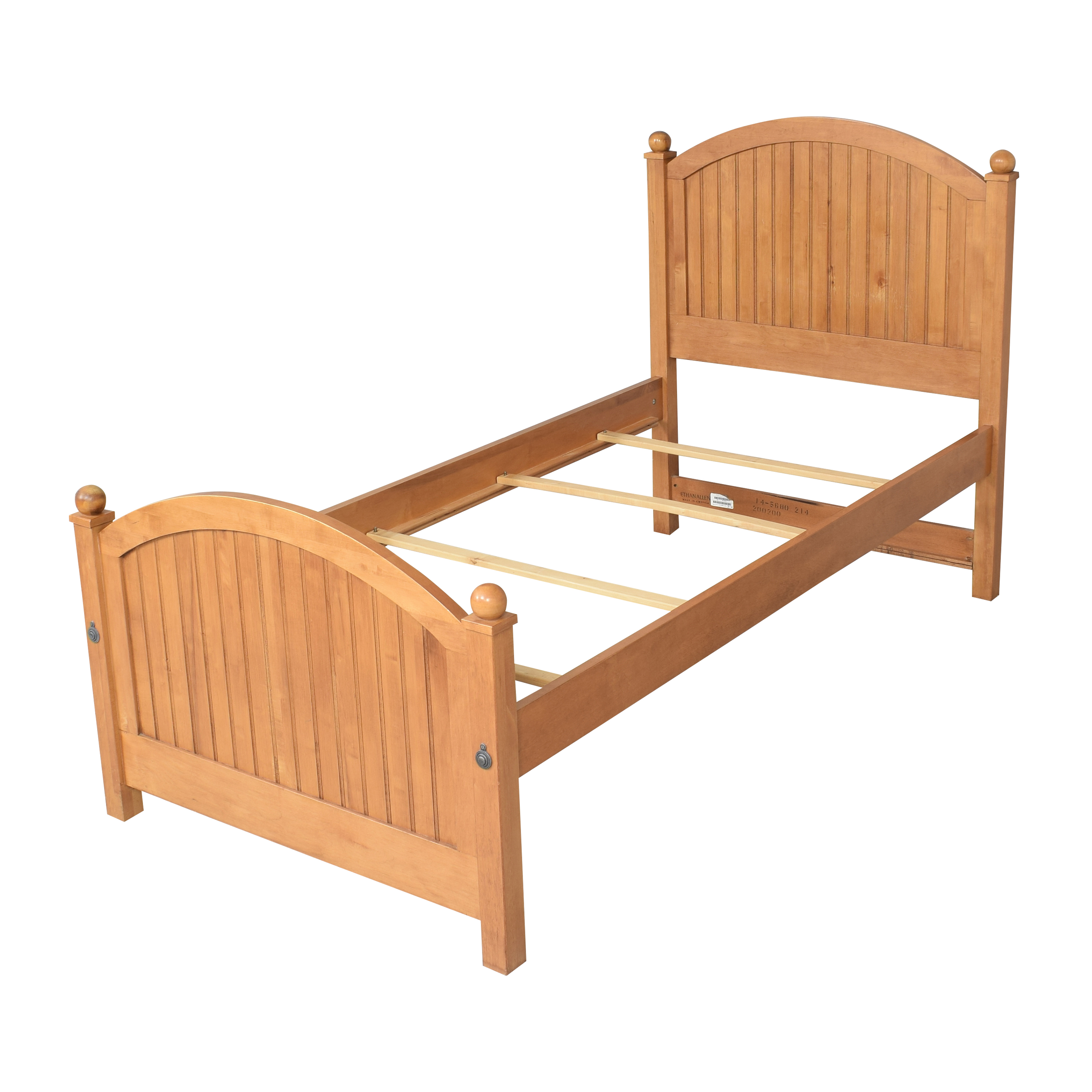 Ethan Allen Ethan Allen Country Colors Twin Bed
