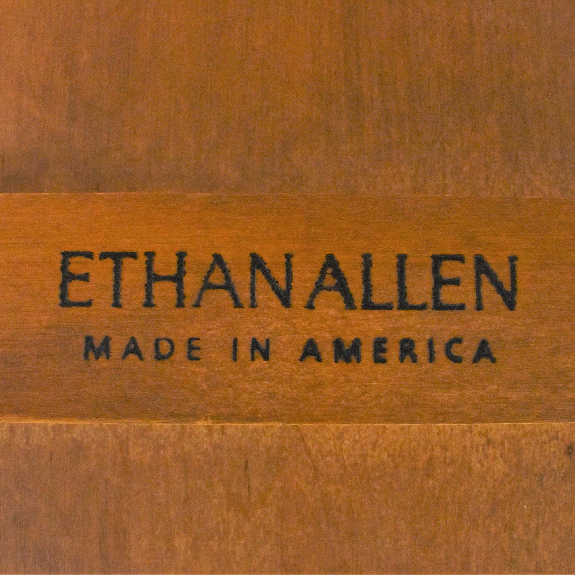 Ethan Allen Rectangular Coffee Table / Coffee Tables