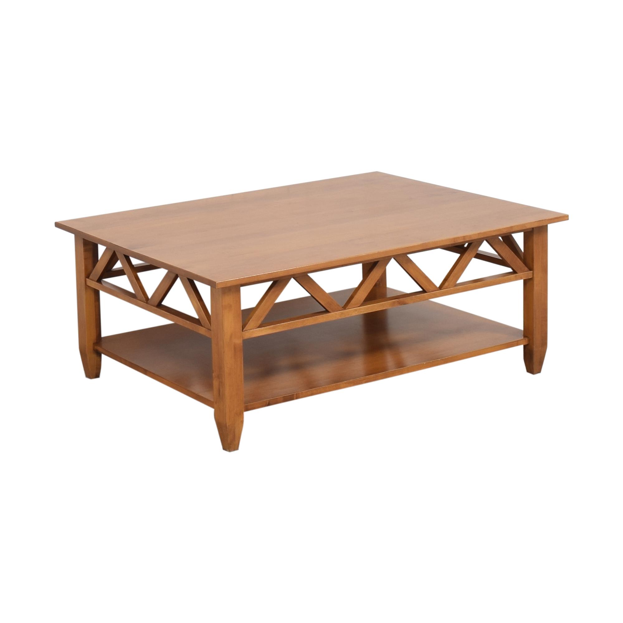 Ethan Allen Ethan Allen Rectangular Coffee Table second hand