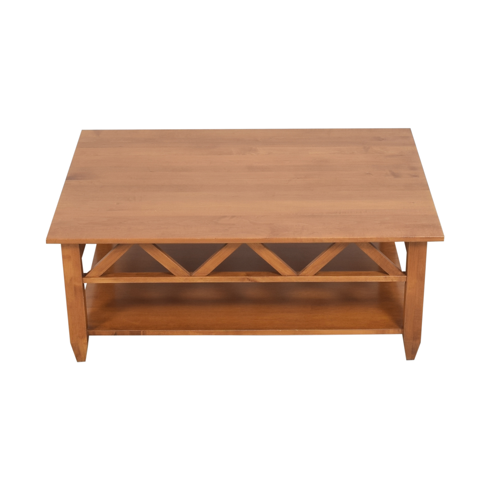 Ethan Allen Ethan Allen Rectangular Coffee Table nyc