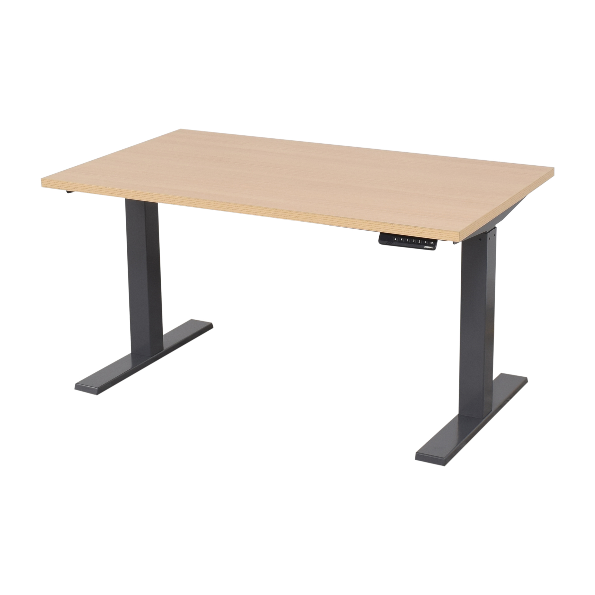 buy Poppin Poppin Series L Adjustable Height Desk online