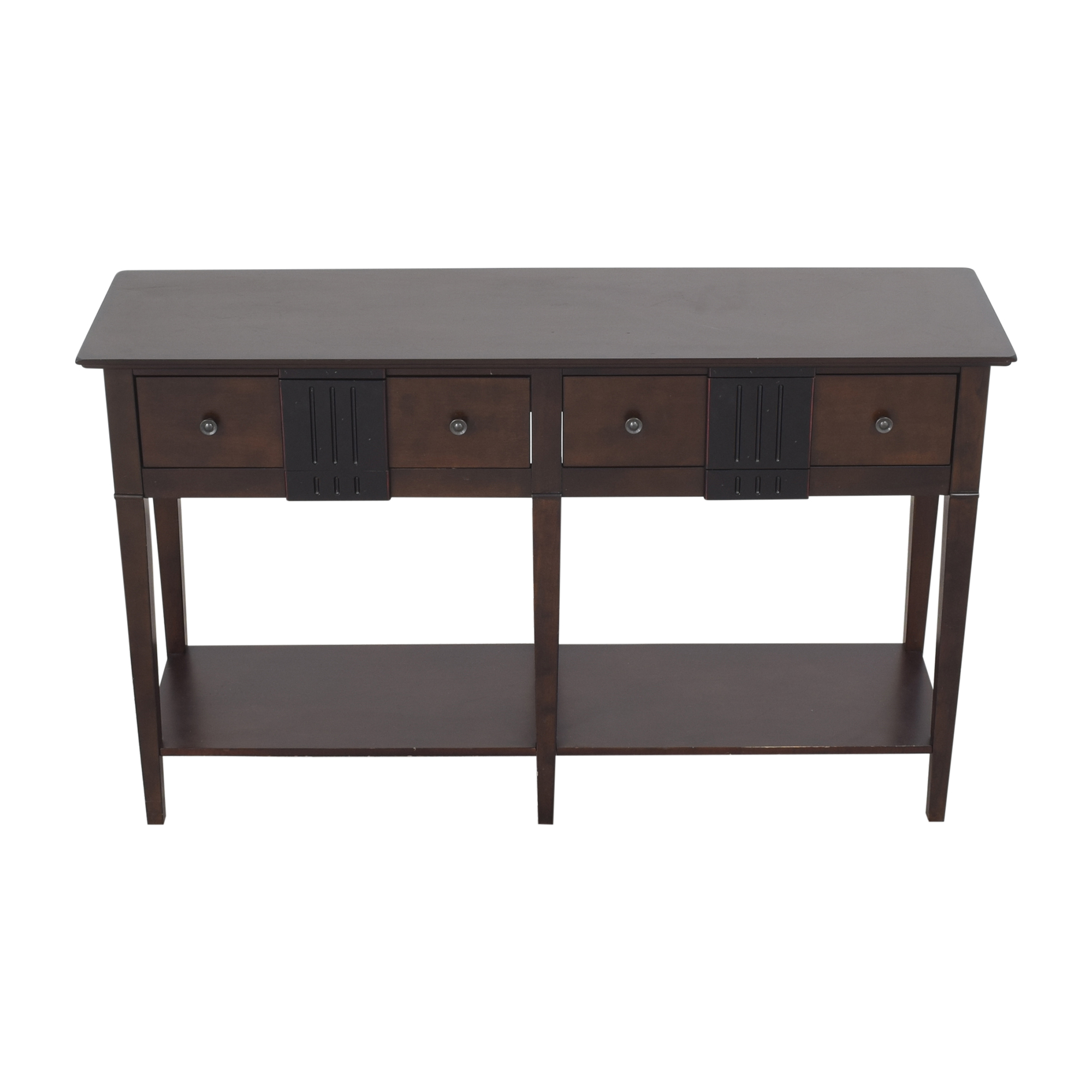 Pier 1 Pier 1 Two Drawer Console Table coupon