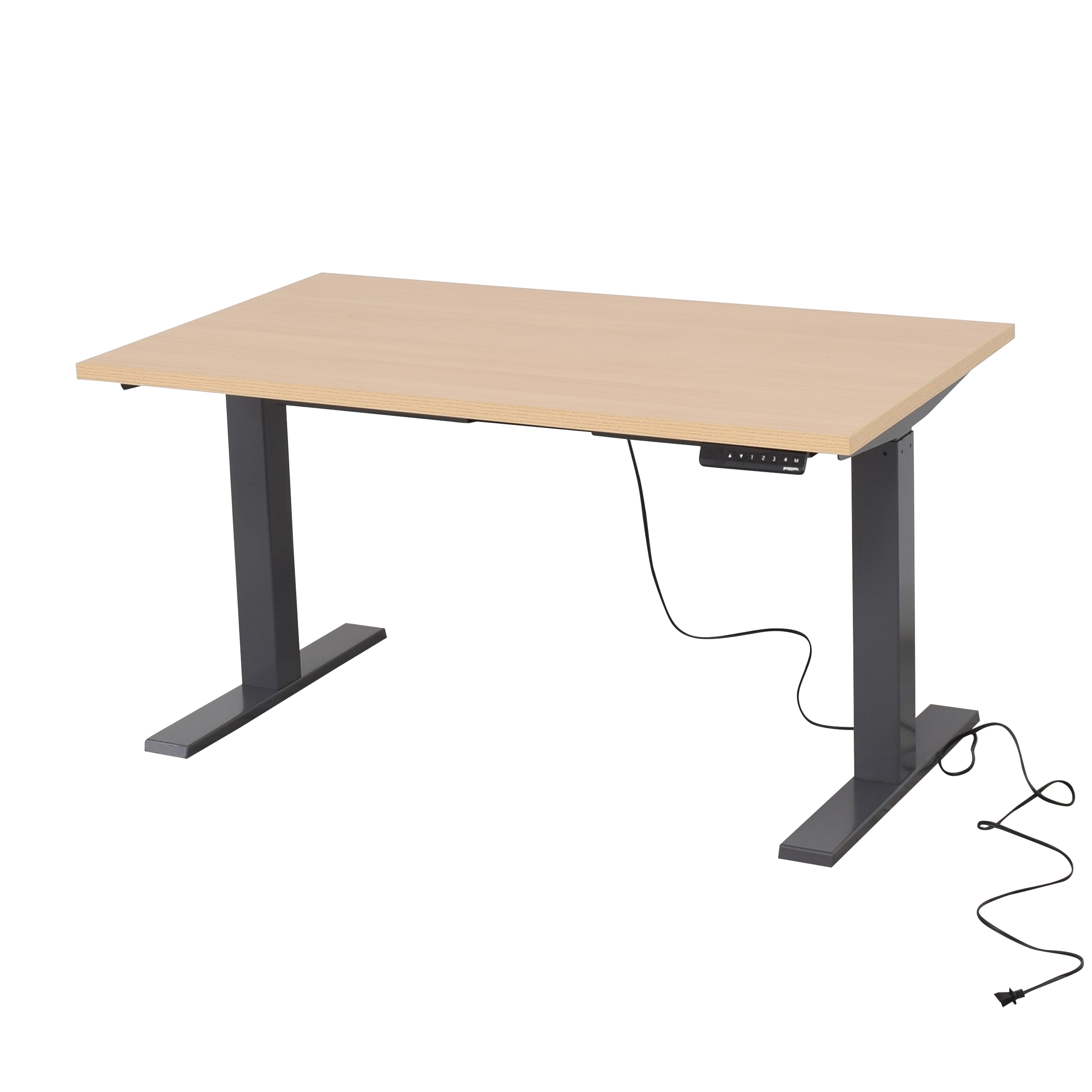 shop Poppin Poppin Series L Adjustable Height Desk online