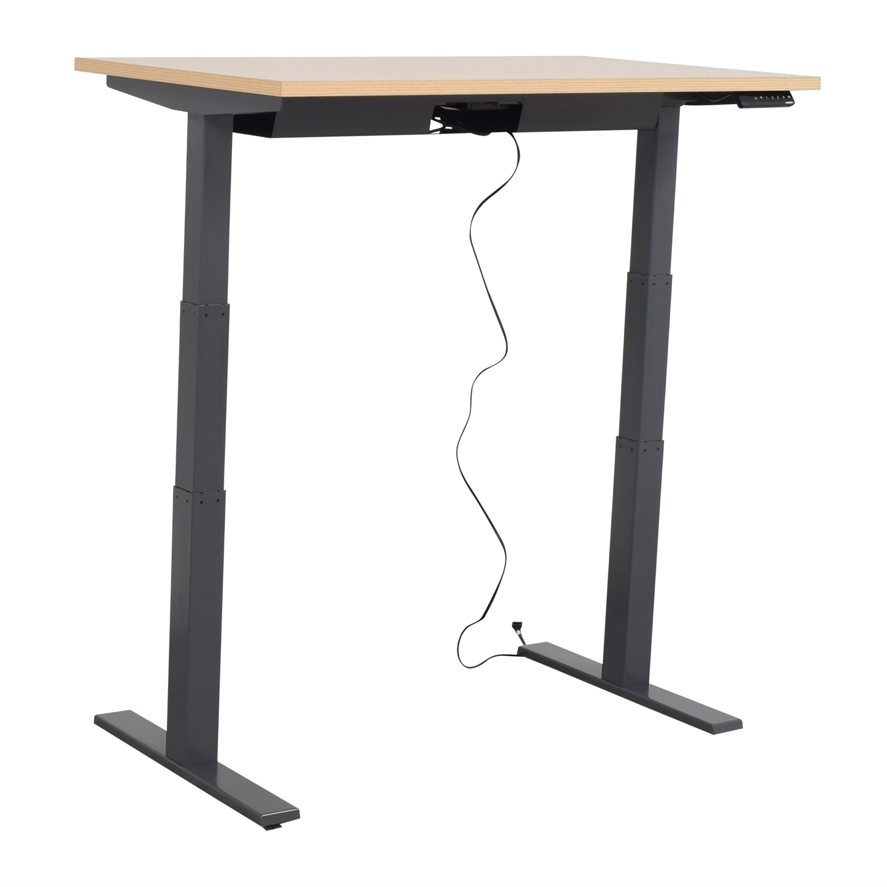 Poppin Poppin Series L Adjustable Height Desk for sale